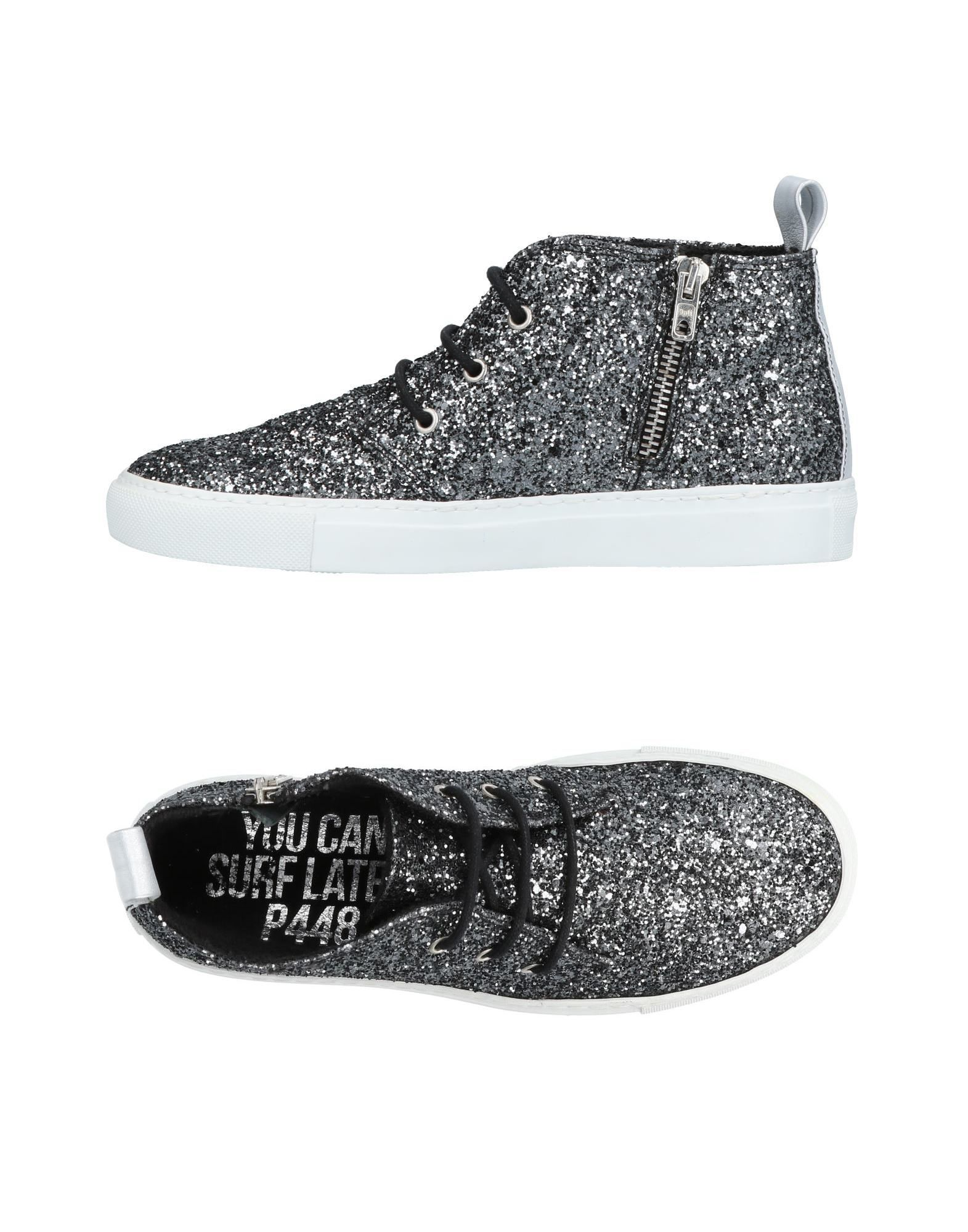 Moda Sneakers P448 P448 Sneakers Donna - 11421179AG 652b7c