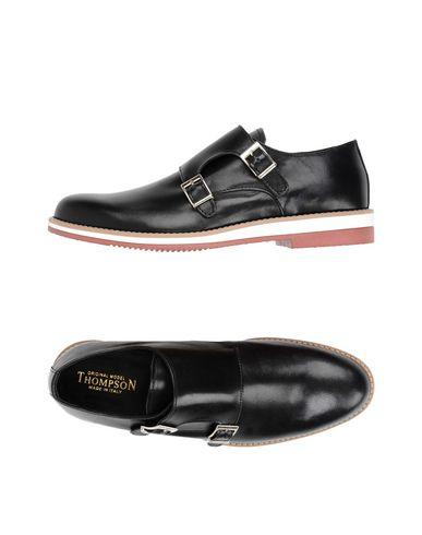 Zapatos con descuento Mocasín Thompson Hombre - Mocasines Thompson - 11421211ME Negro