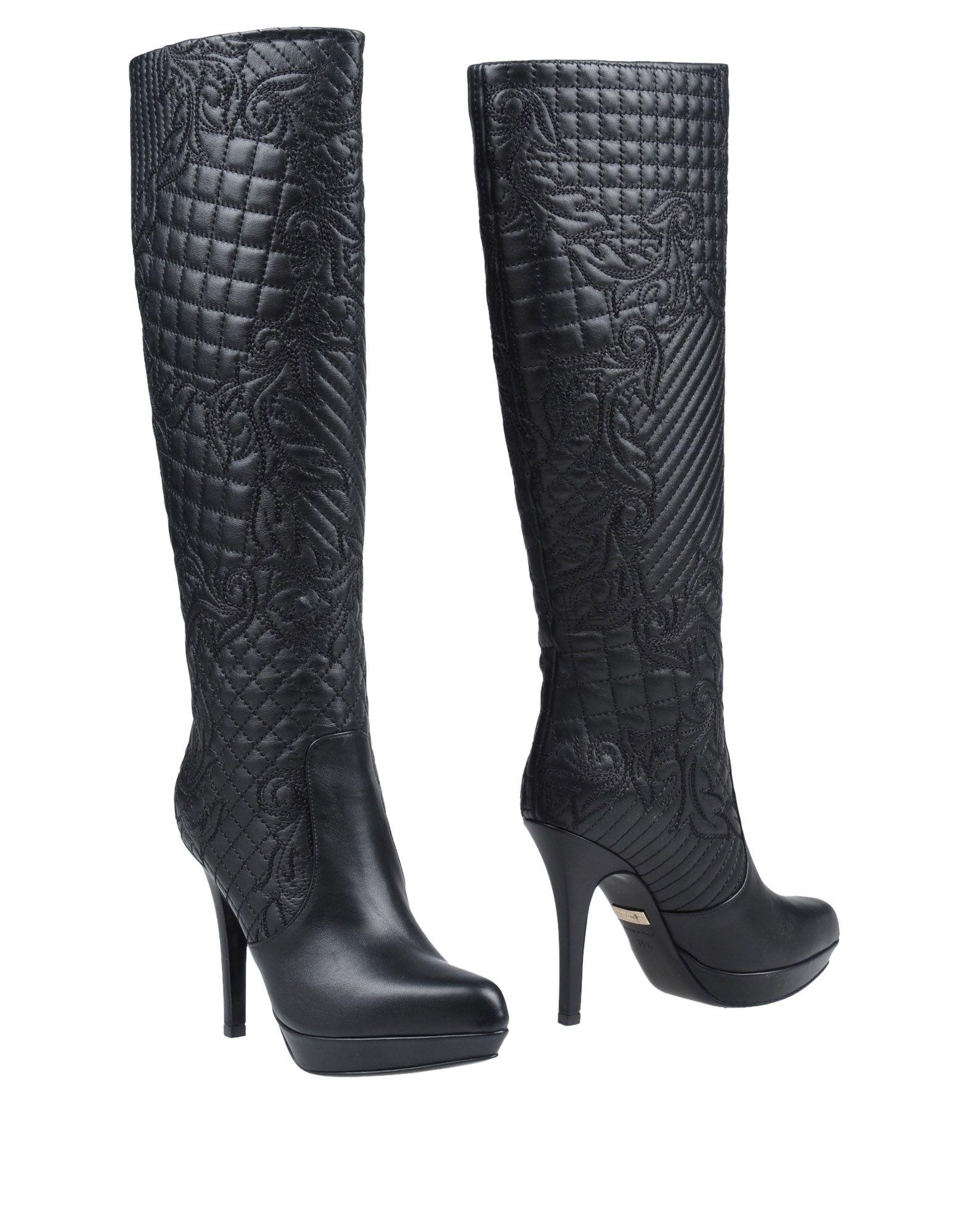 Versace Stiefel 11421258KHGünstige Damen  11421258KHGünstige Stiefel gut aussehende Schuhe 779883