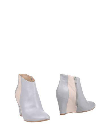 Zapatos cómodos y versátiles Botines Botín Garrice Mujer - Botines versátiles Garrice - 11421364RR Gris perla 109813