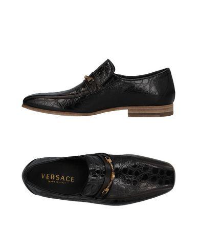 Zapatos con descuento Mocasín Versace Hombre - Mocasines Versace - 11421412FD Negro