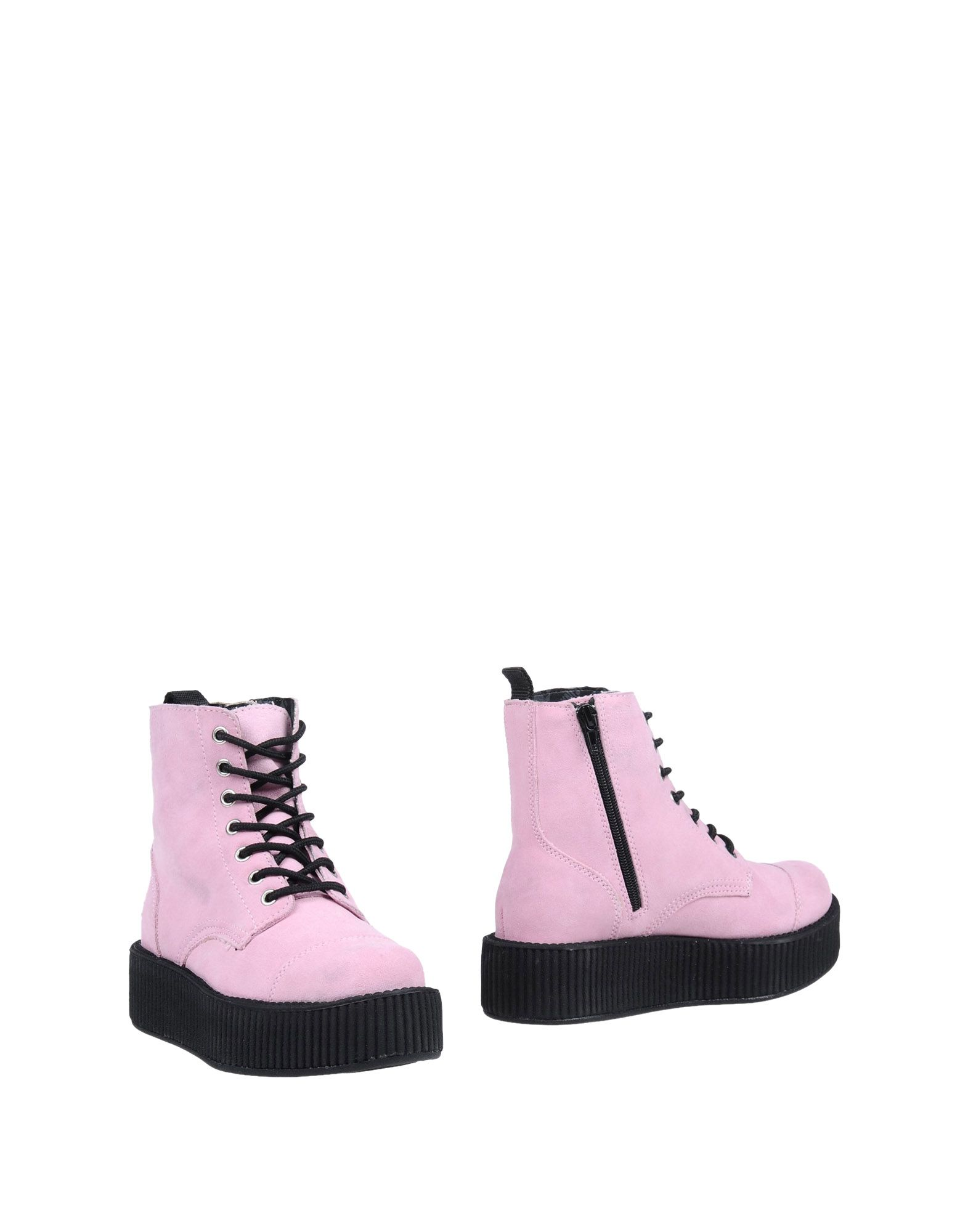 Haltbare Mode billige Schuhe T.U.K Stiefelette Damen  11421445DI Heiße Schuhe