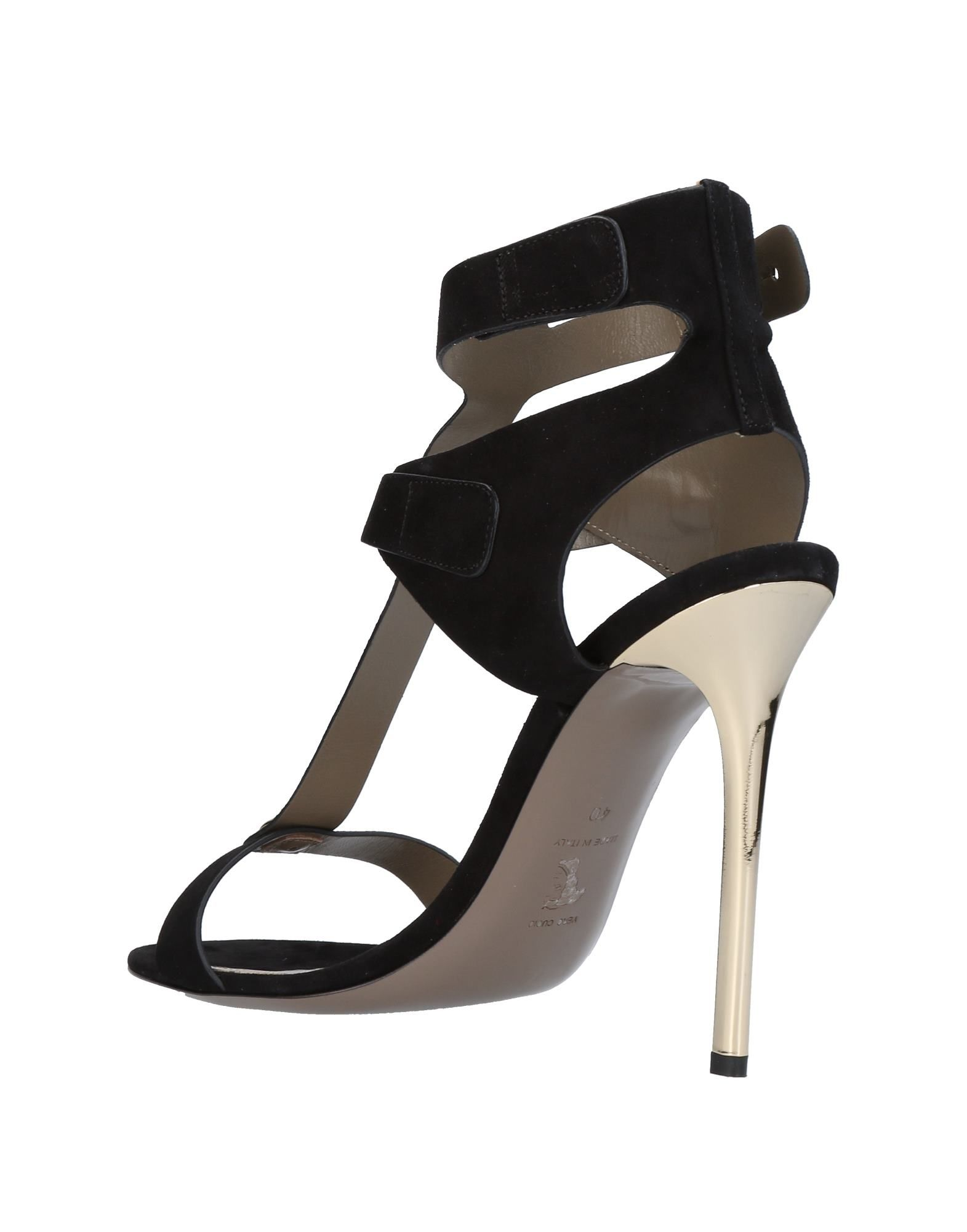 Sandales Versace Collection Femme - Sandales Versace Collection sur