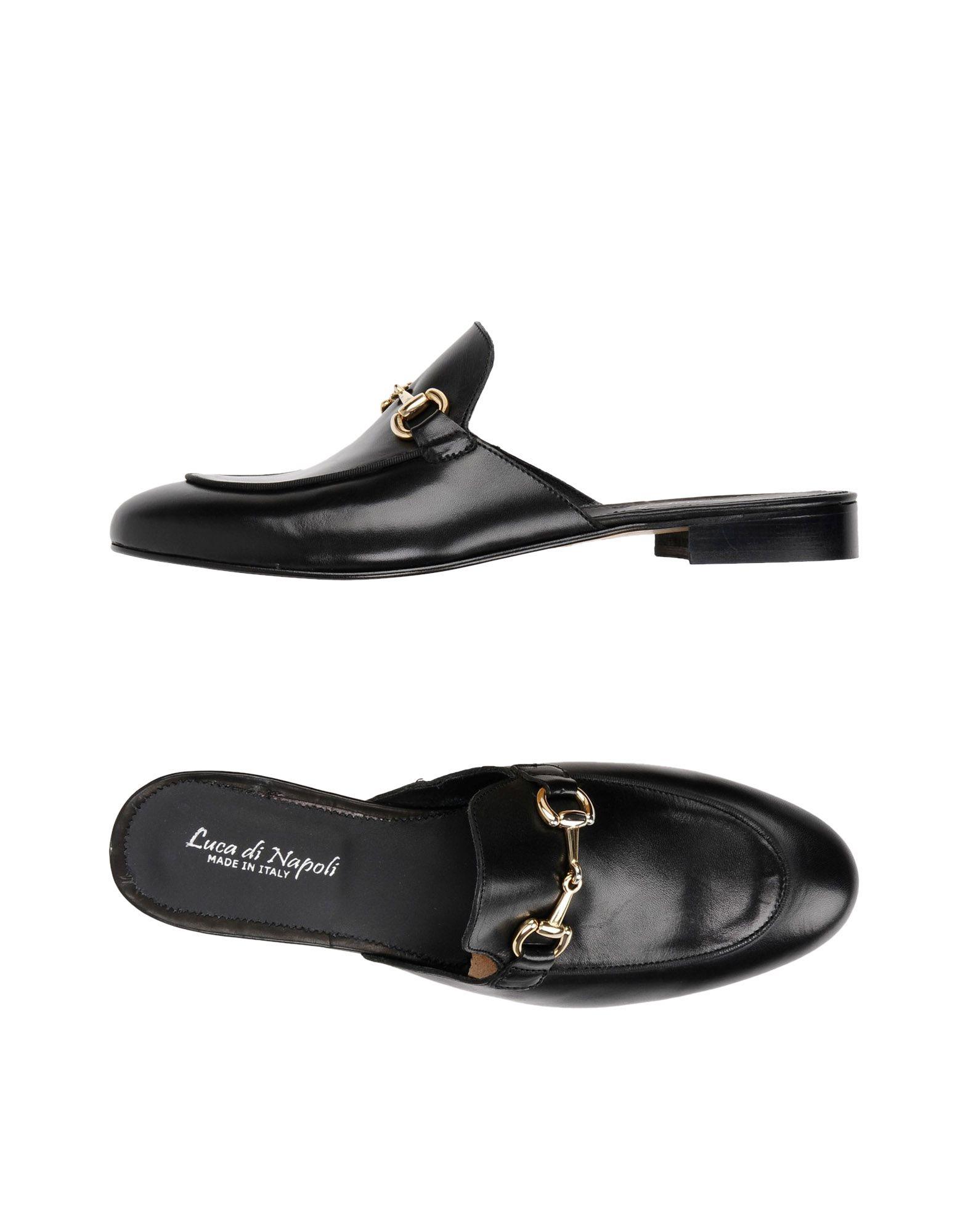 Rabatt echte Schuhe Luca Di Napoli Hausschuhe Herren 11421558GR
