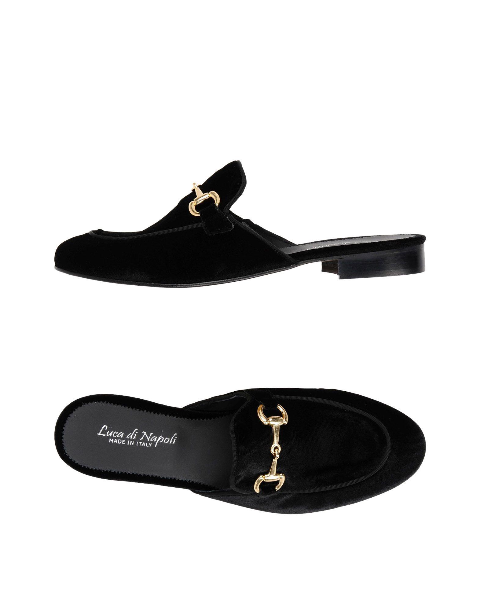 Rabatt echte Schuhe Luca Di Napoli Hausschuhe Herren  11421614NK
