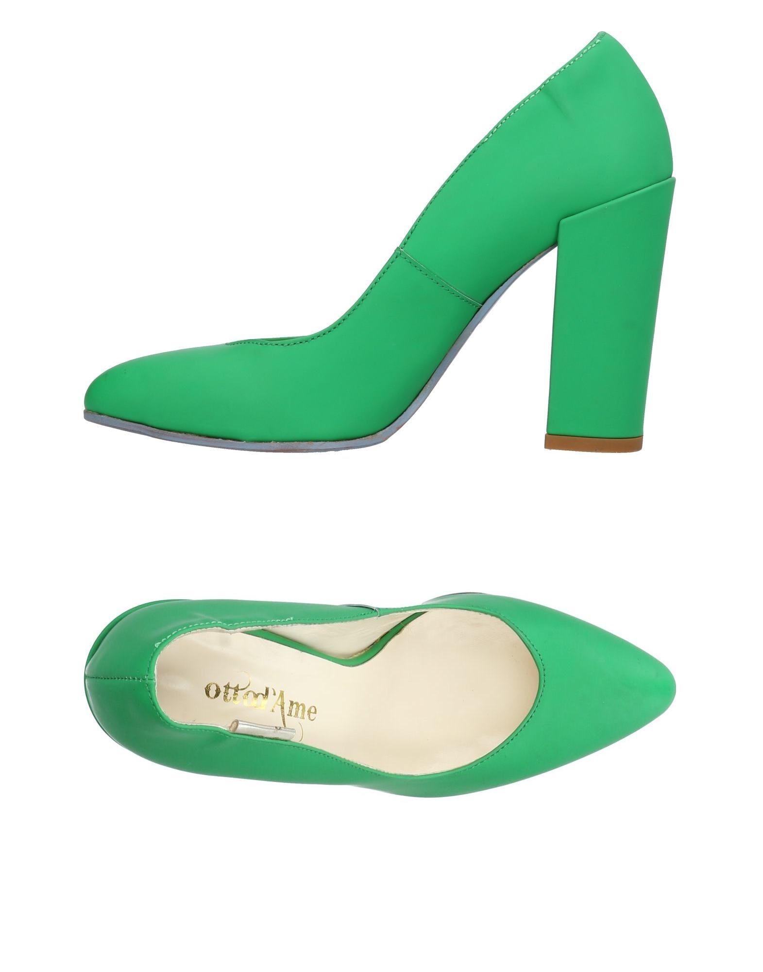Ottod'ame Pumps Damen  11421690ER Gute Qualität beliebte Schuhe