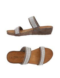 CALZADO - Sandalias de dedo Bottega Artigiana i8KEM