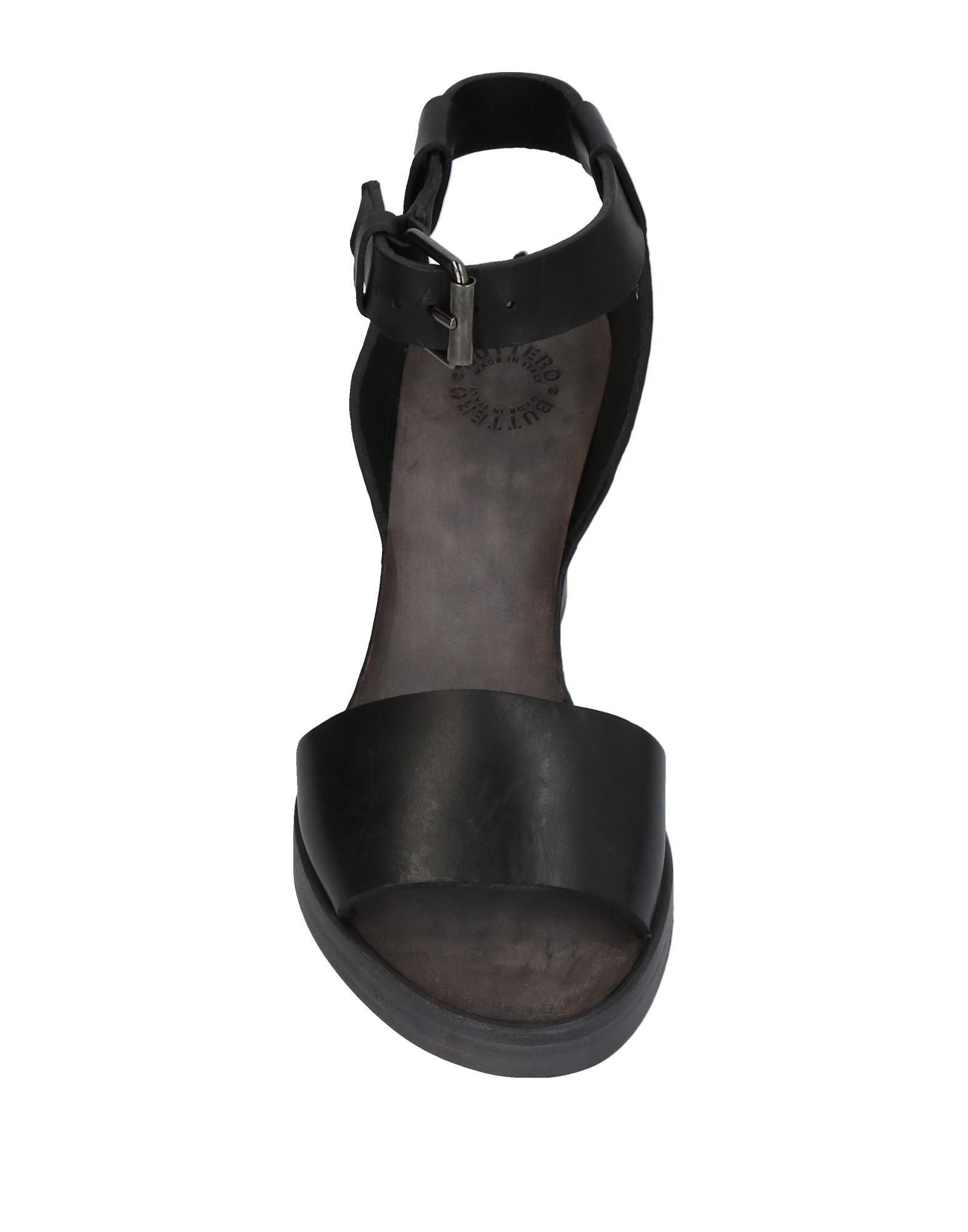 Buttero® Sandalen Damen Qualität  11421803XV Gute Qualität Damen beliebte Schuhe feacd6