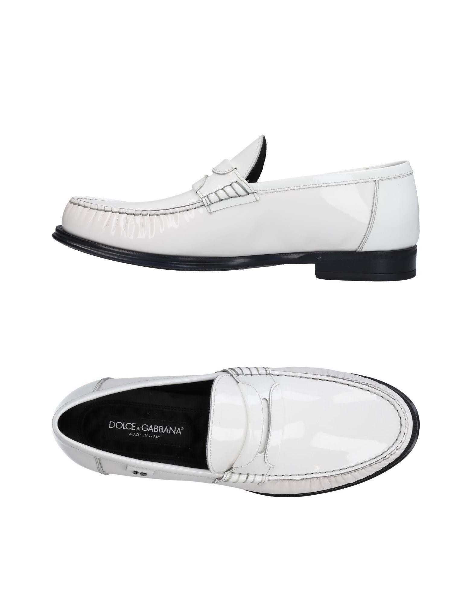 Dolce & Gabbana Loafers - Men Dolce on & Gabbana Loafers online on Dolce  Australia - 11421824OX 14599c