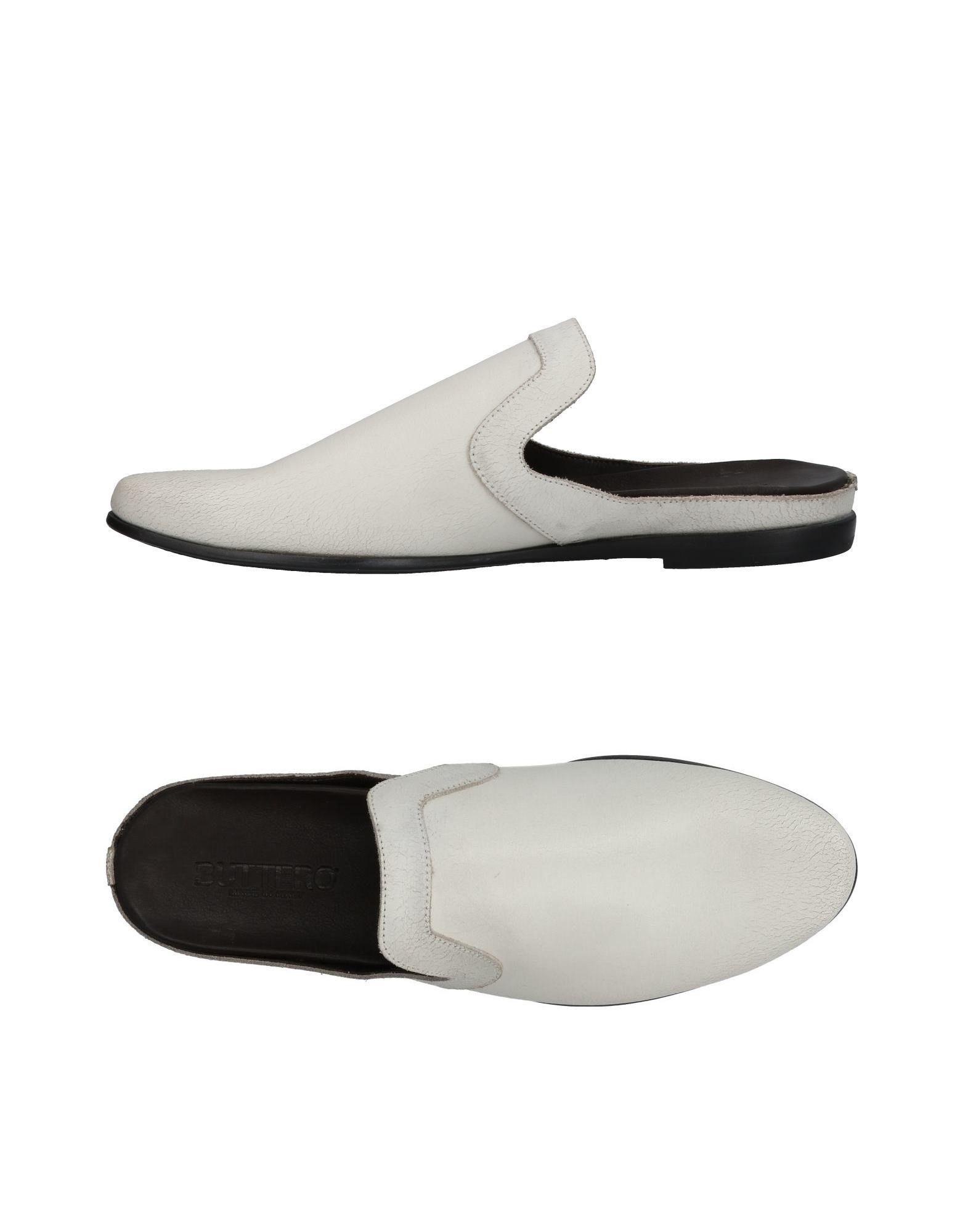 Günstige und modische Schuhe Buttero® Hausschuhe Herren  11421973MH