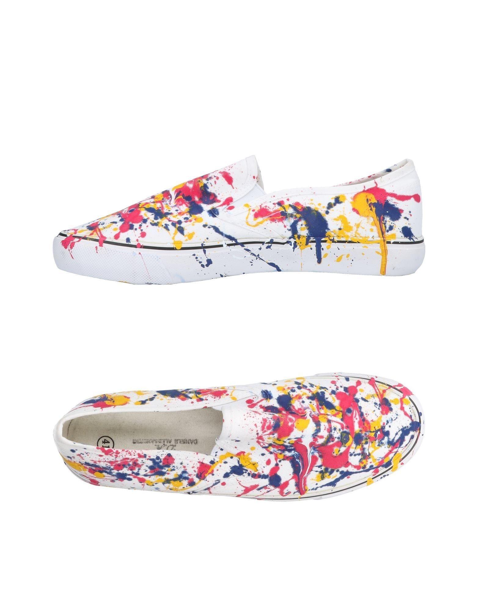 Rabatt echte Schuhe Daniele Alessandrini Sneakers Herren  11422004NO