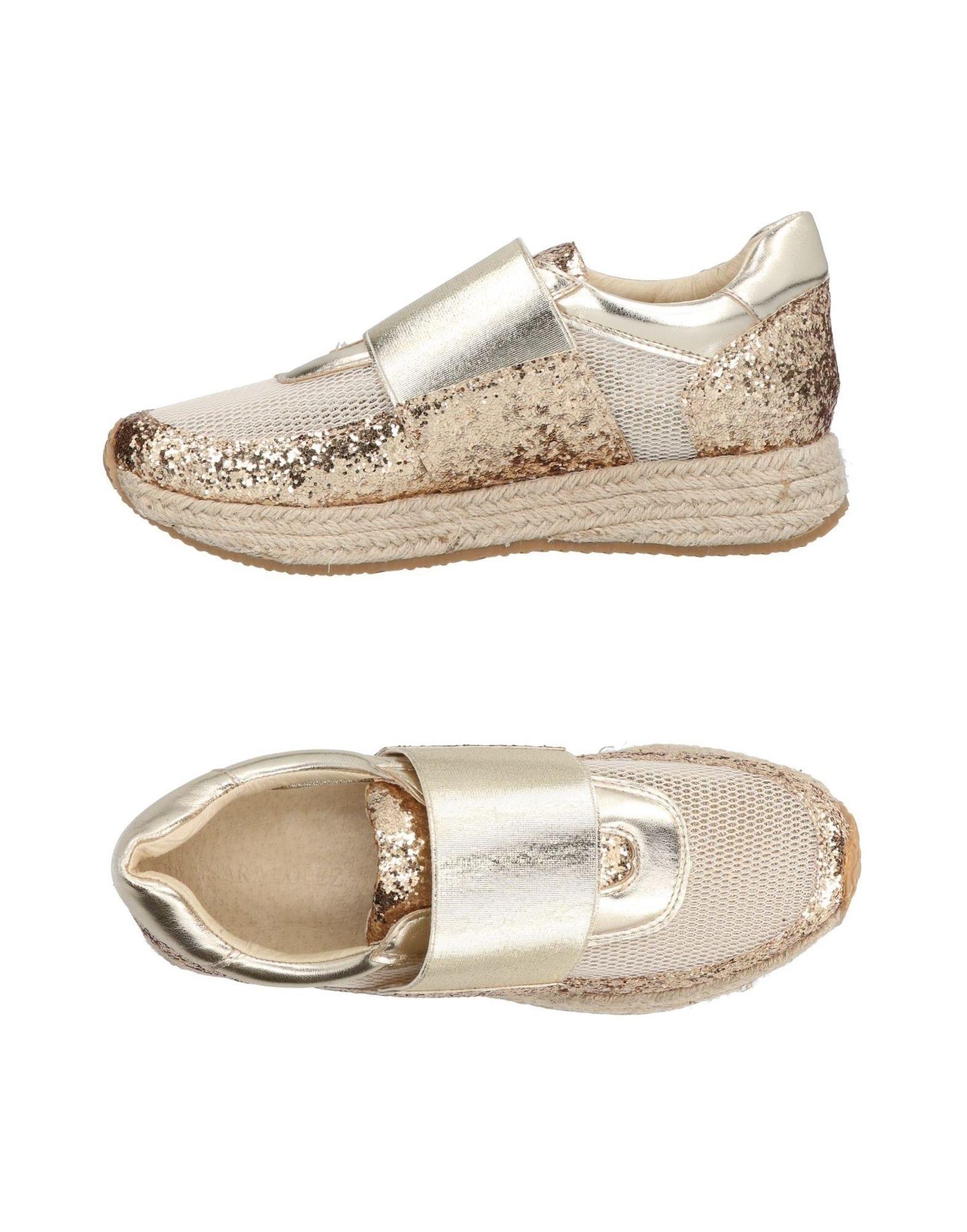 Sara López Sneakers Damen  11422042WA Gute Qualität beliebte Schuhe