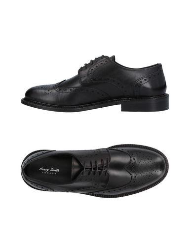Zapatos con descuento Zapato De Cordones Hry De Smith Hombre - Zapatos De Hry Cordones Hry Smith - 11422121PJ Negro 2822b5