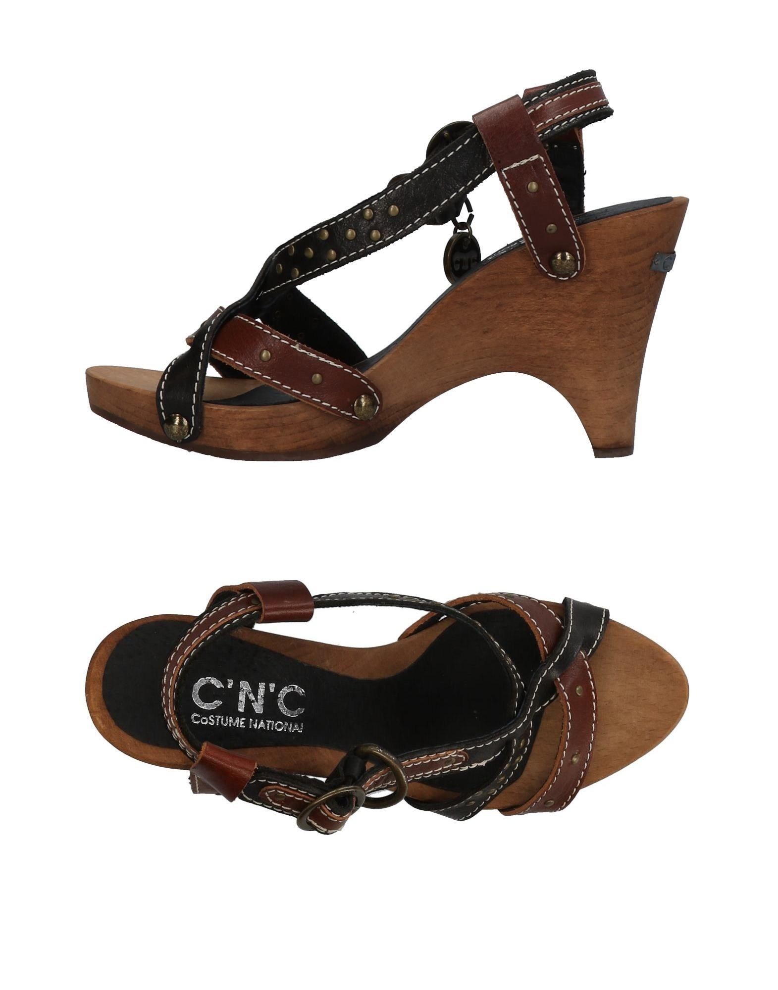 C'n'c' Costume National Sandalen Damen  11422141FA