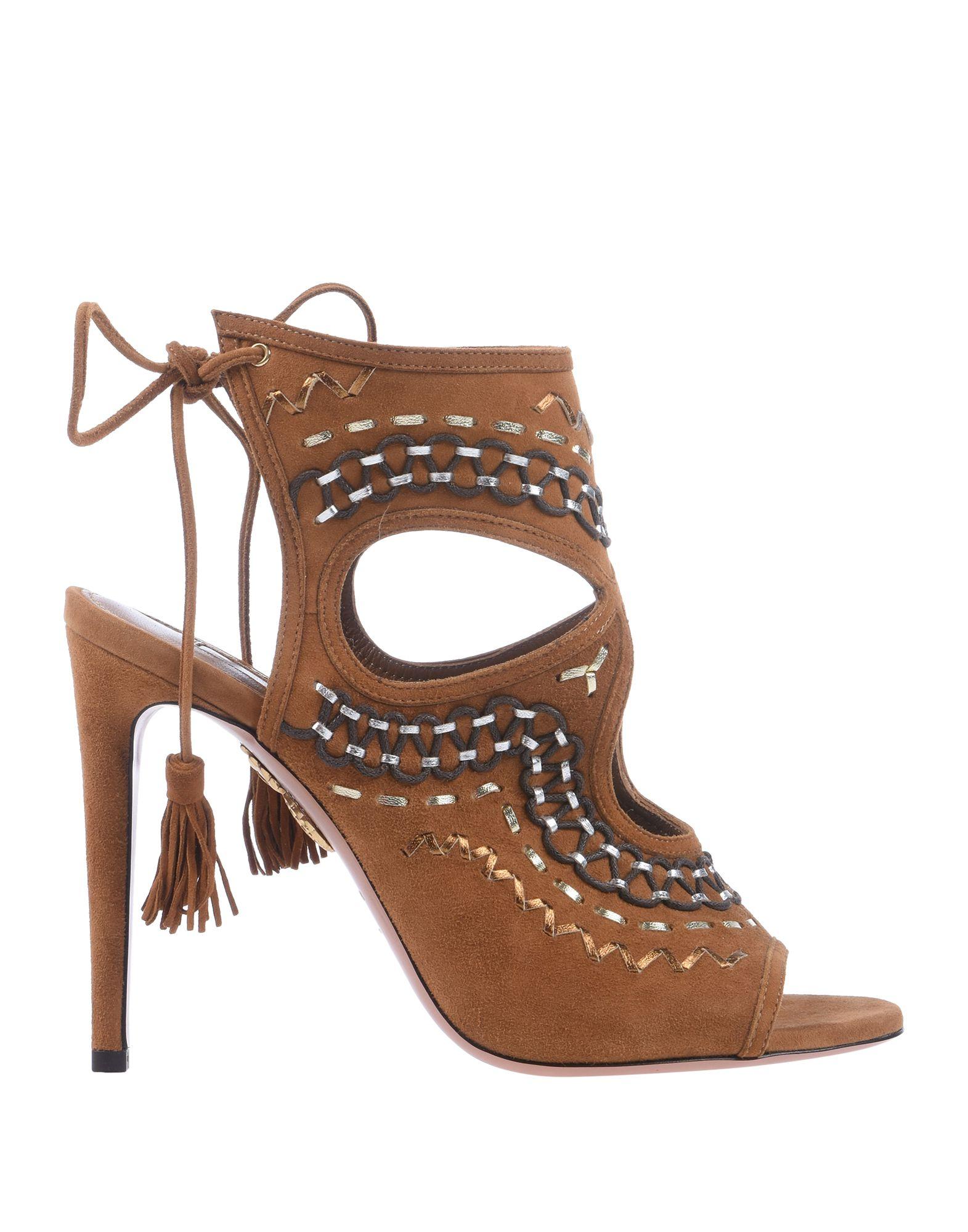 Aquazzura Sandalen Damen  11422212MDGut aussehende strapazierfähige Schuhe