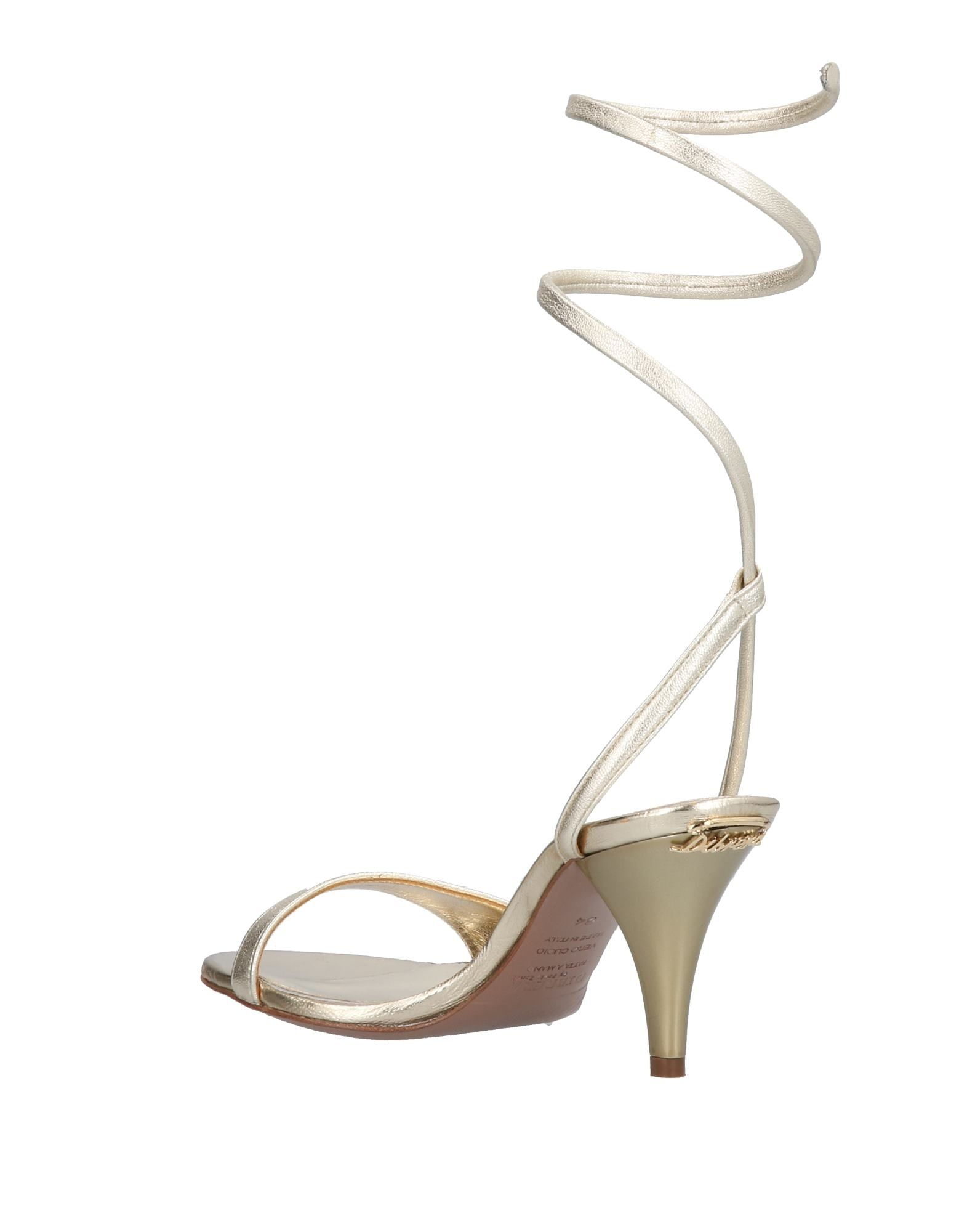 Gut um By billige Schuhe zu tragenDibrera By um Paolo Zanoli Sandalen Damen  11422224LD 2f4360