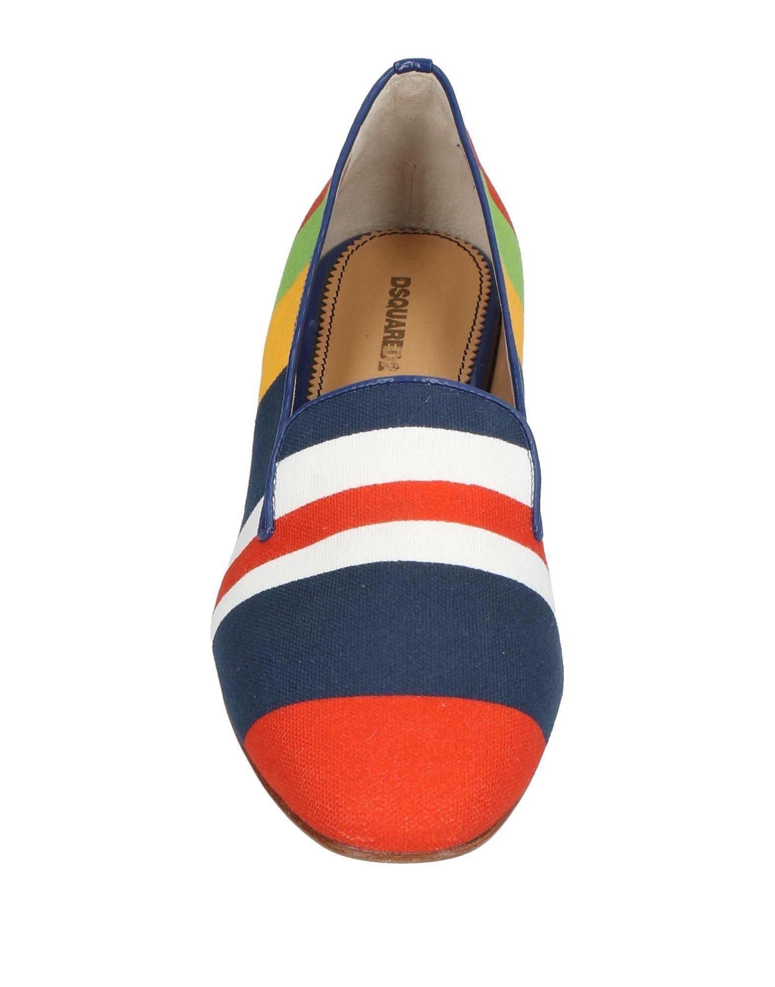 Stilvolle billige Mokassins Schuhe Dsquared2 Mokassins billige Damen  11422236TJ 78ac47