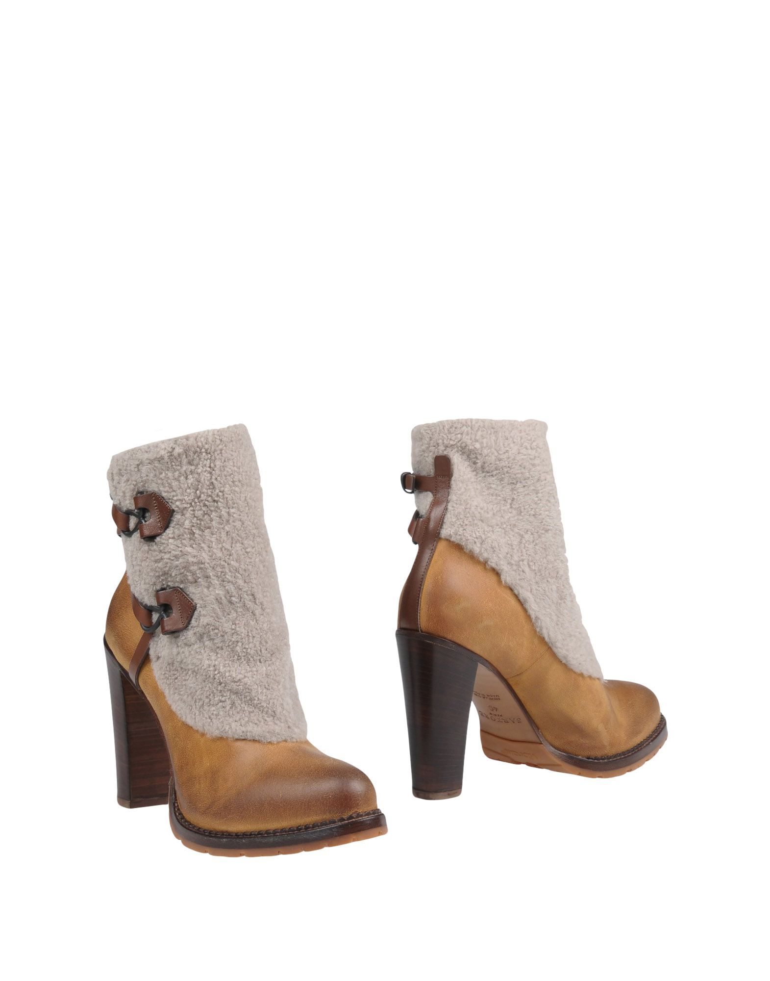 Stilvolle billige Schuhe Sartore Stiefelette Damen  11422261QI