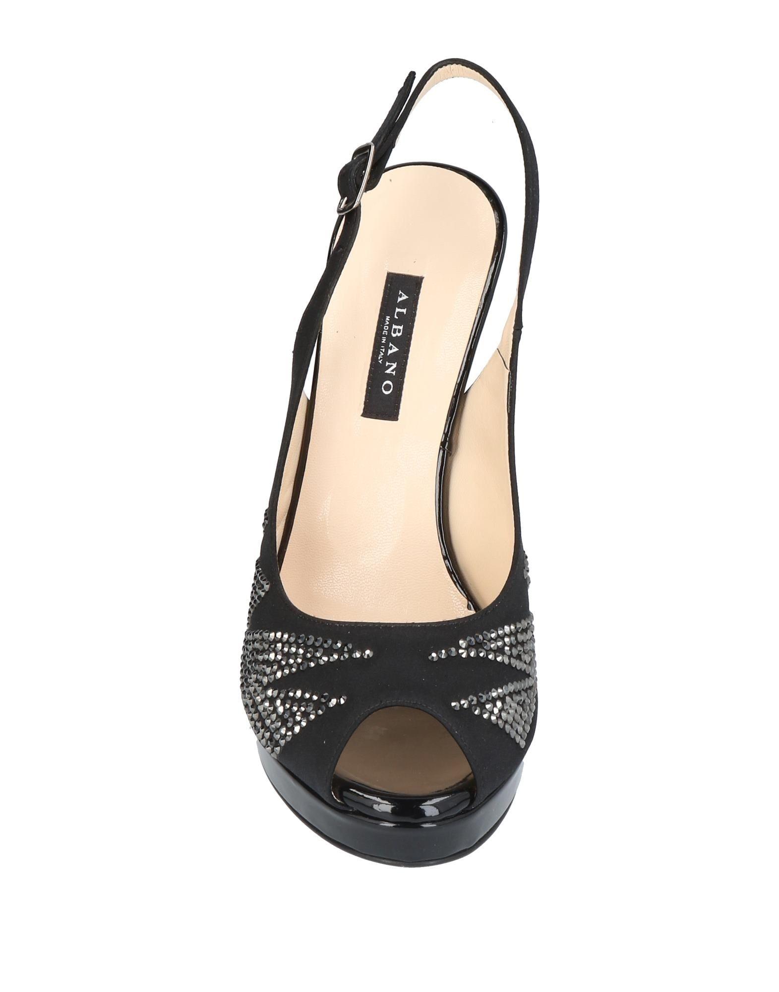 Sandales Albano Femme - Sandales Albano sur