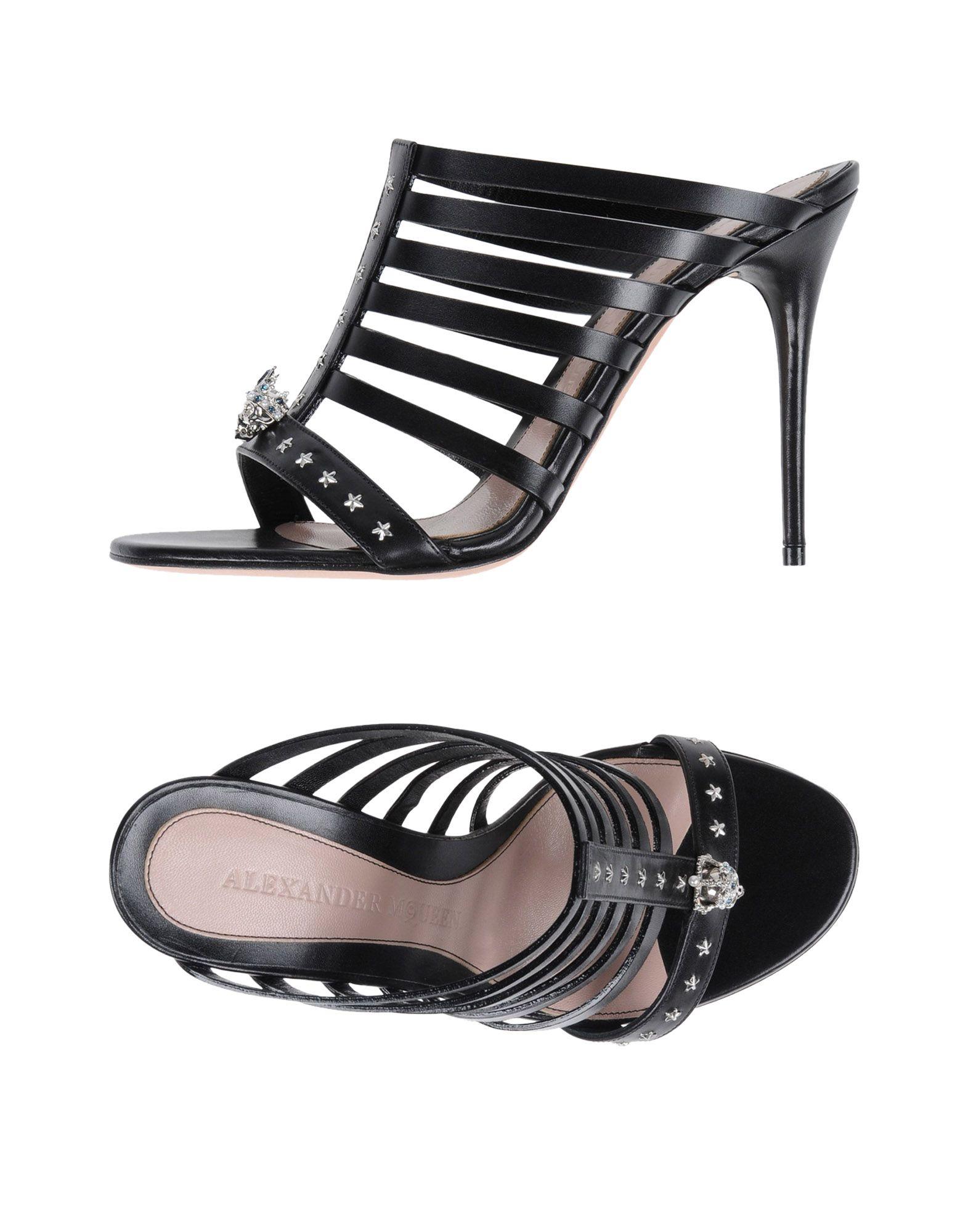 Alexander Mcqueen Sandalen Damen  11422419TMGünstige gut aussehende Schuhe