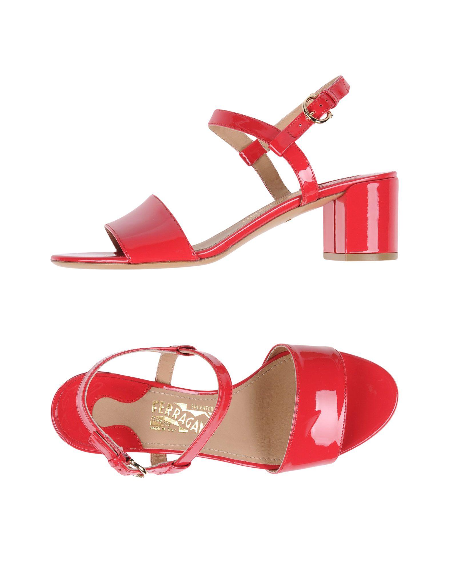 Rabatt Schuhe Salvatore Ferragamo Ferragamo Salvatore Sandalen Damen  11422487VX 687bea