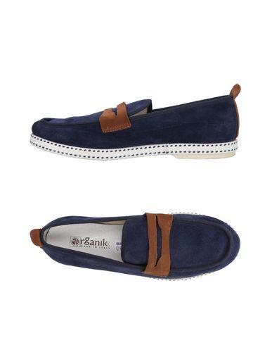 Zapatos con descuento Mocasines Mocasín Organik Hombre - Mocasines descuento Organik - 11422489UV Azul oscuro a5a9fe