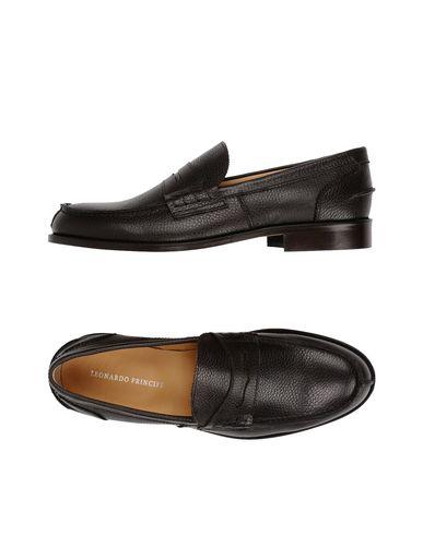 Zapatos con descuento Mocasín Leonardo Principi Hombre - Mocasines Leonardo Principi - 11422504PX Café