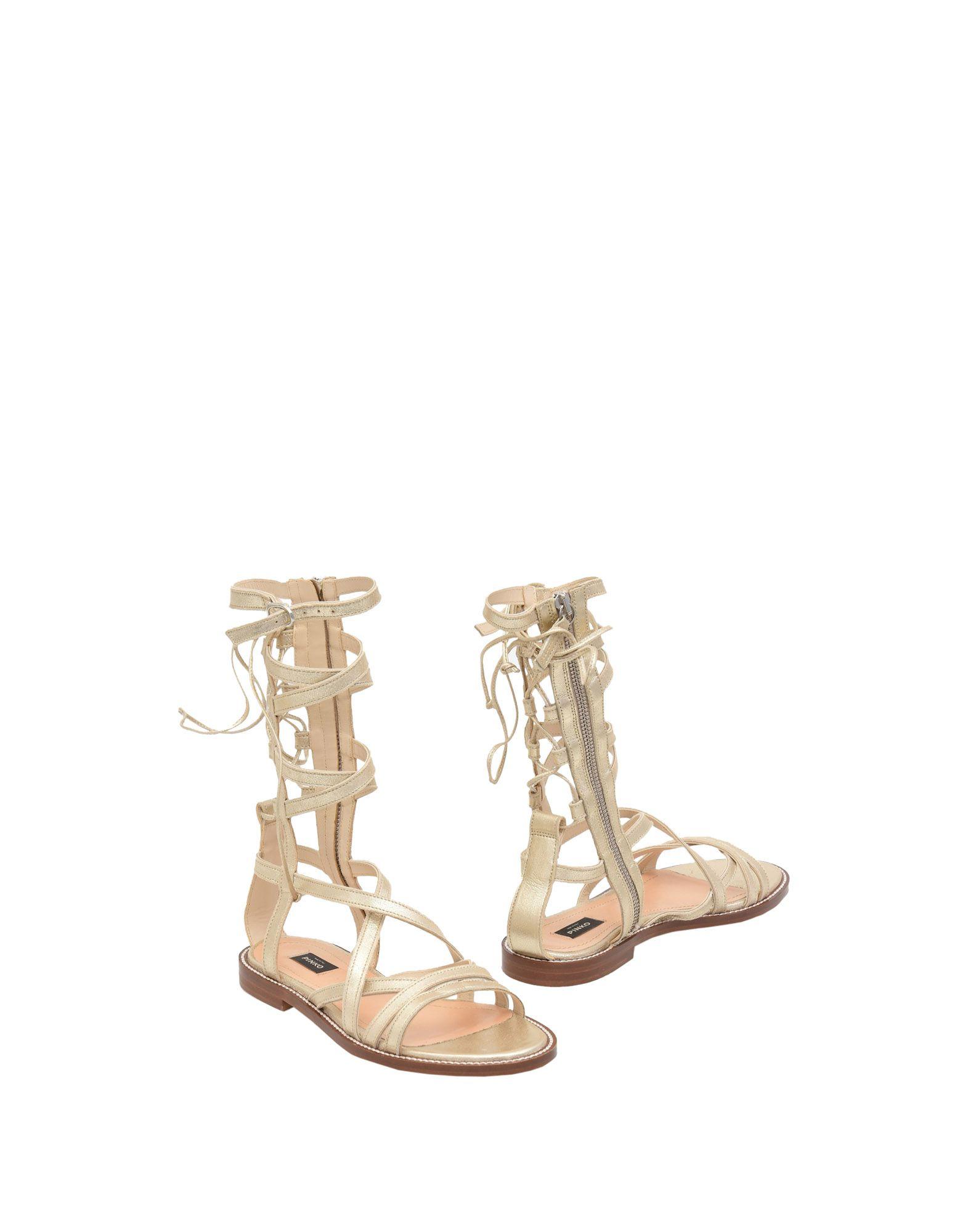 Stilvolle billige Schuhe Pinko Sandalen Damen  11422512MB 11422512MB  192804