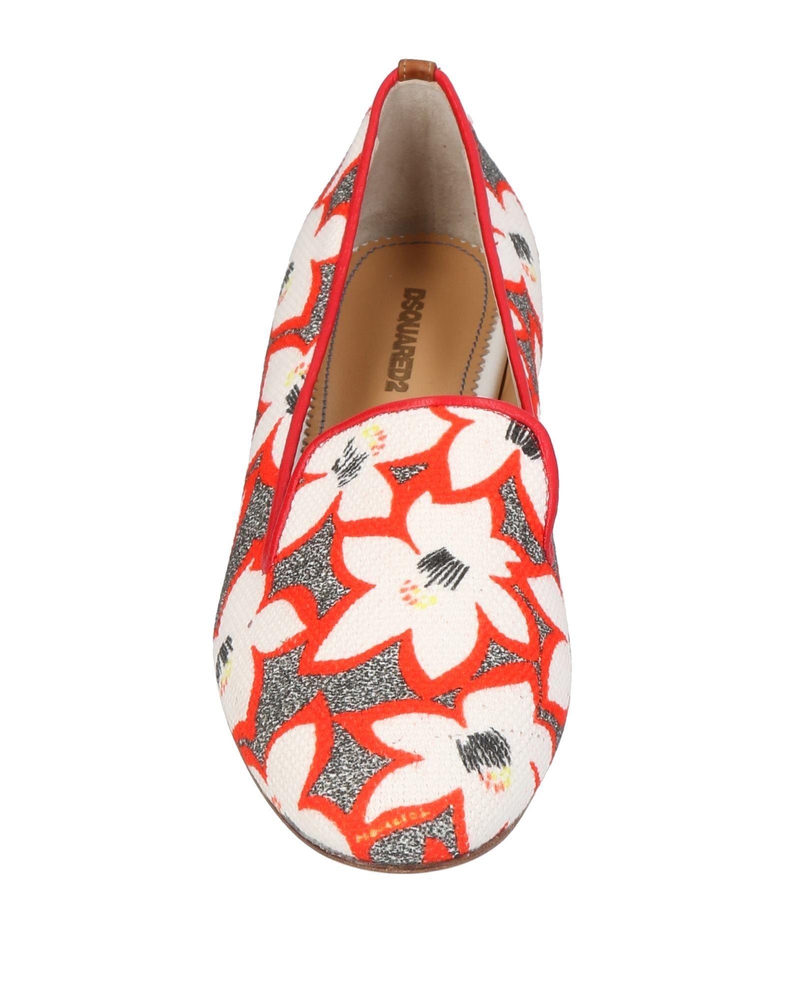 Dsquared2  Mokassins Damen  Dsquared2 11422555NPGut aussehende strapazierfähige Schuhe e95748