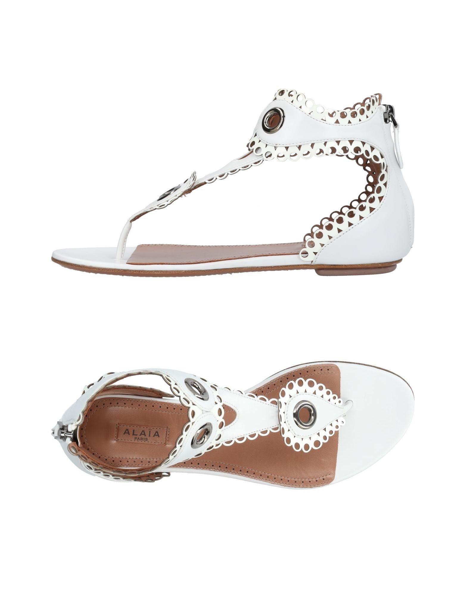 Alaïa Dianetten Damen  11422601LDGünstige gut aussehende Schuhe