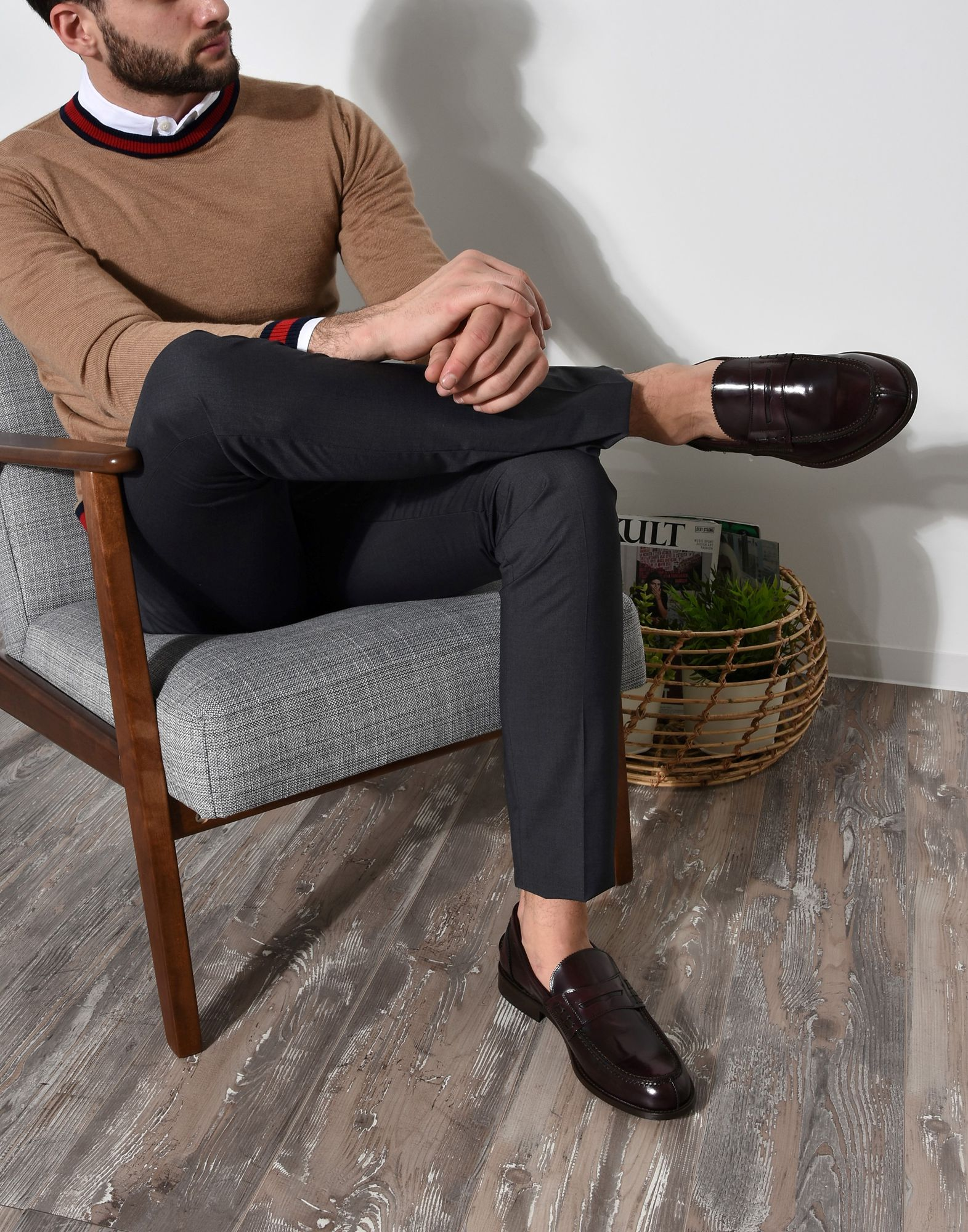 Leonardo Leonardo Leonardo Principi Loafers - Men Leonardo Principi Loafers online on  United Kingdom - 11422610MM b87b36