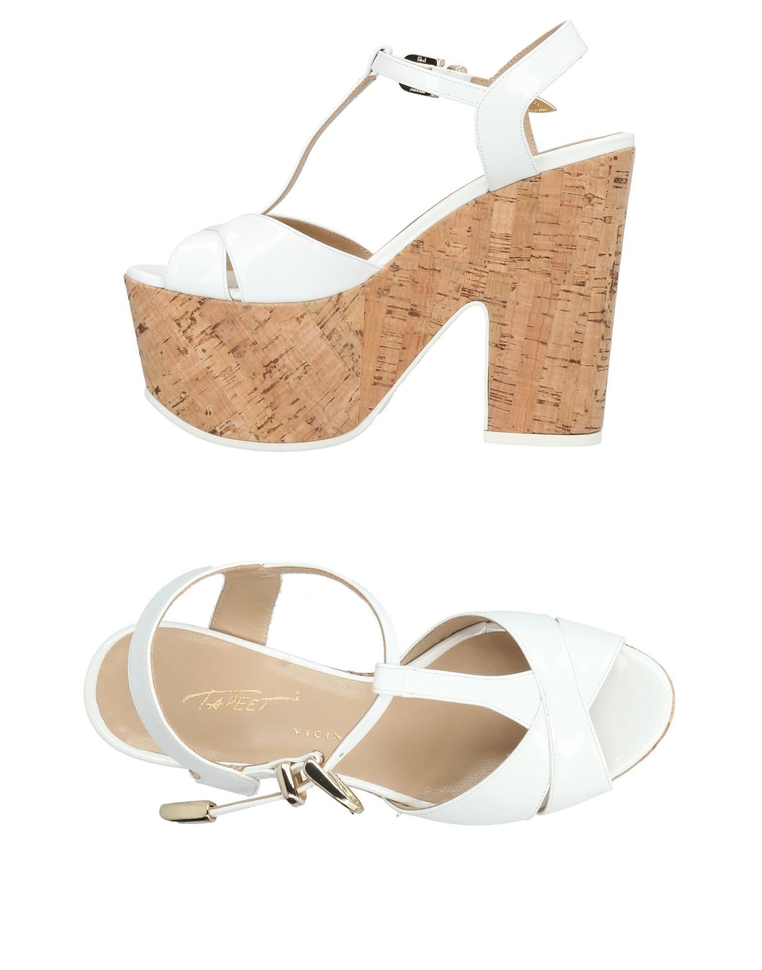 Stilvolle billige Schuhe Vicini Tapeet Sandalen Sandalen Sandalen Damen  11422749AL bbaf68