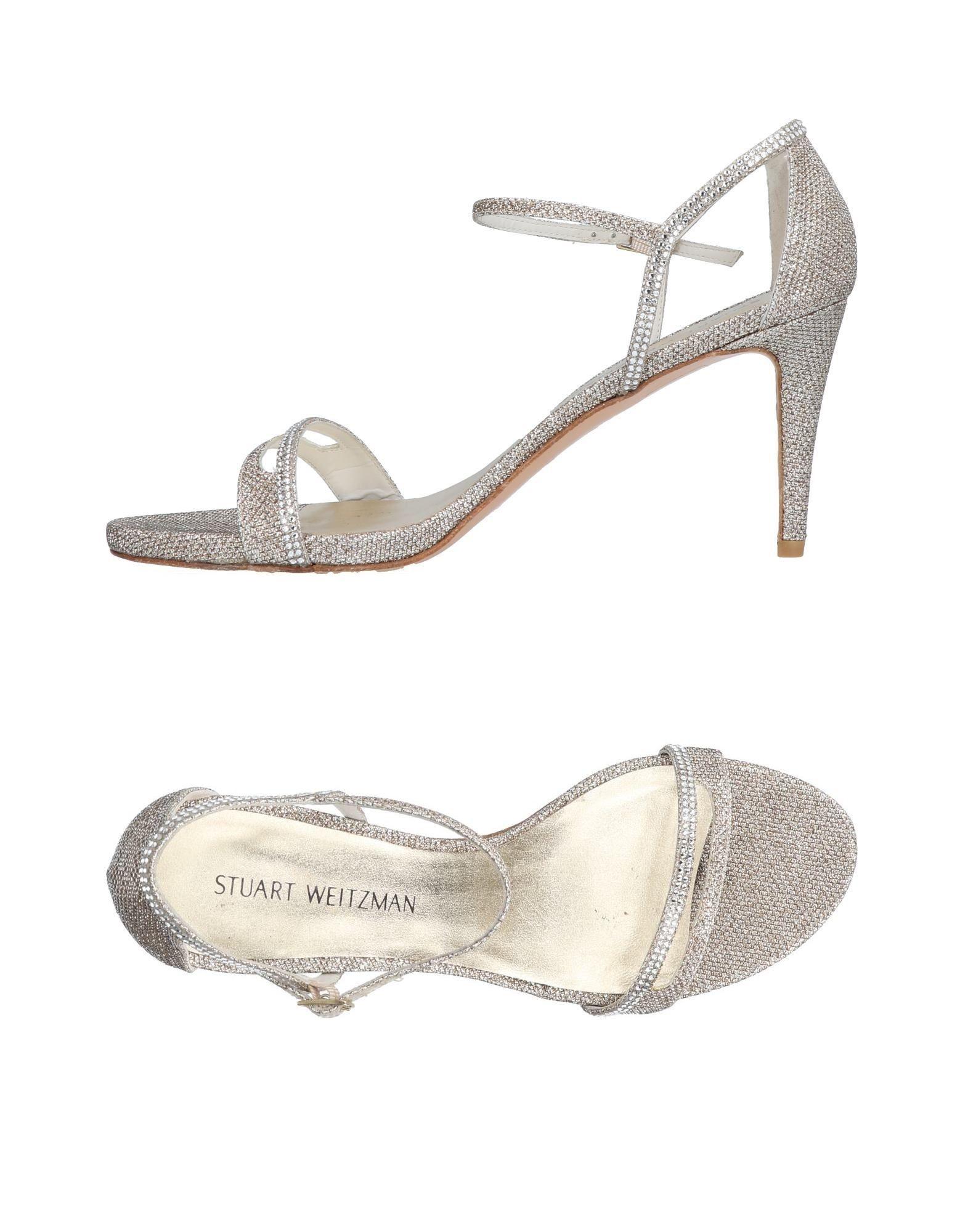 Rabatt Schuhe Stuart Weitzman Sandalen Damen  11422798UD
