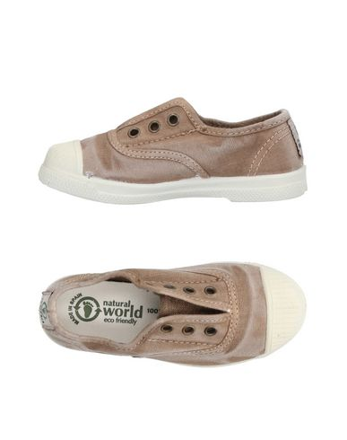 NATURAL WORLD NATURAL WORLD Sneakers Sneakers NATURAL pOwYn6Ptq