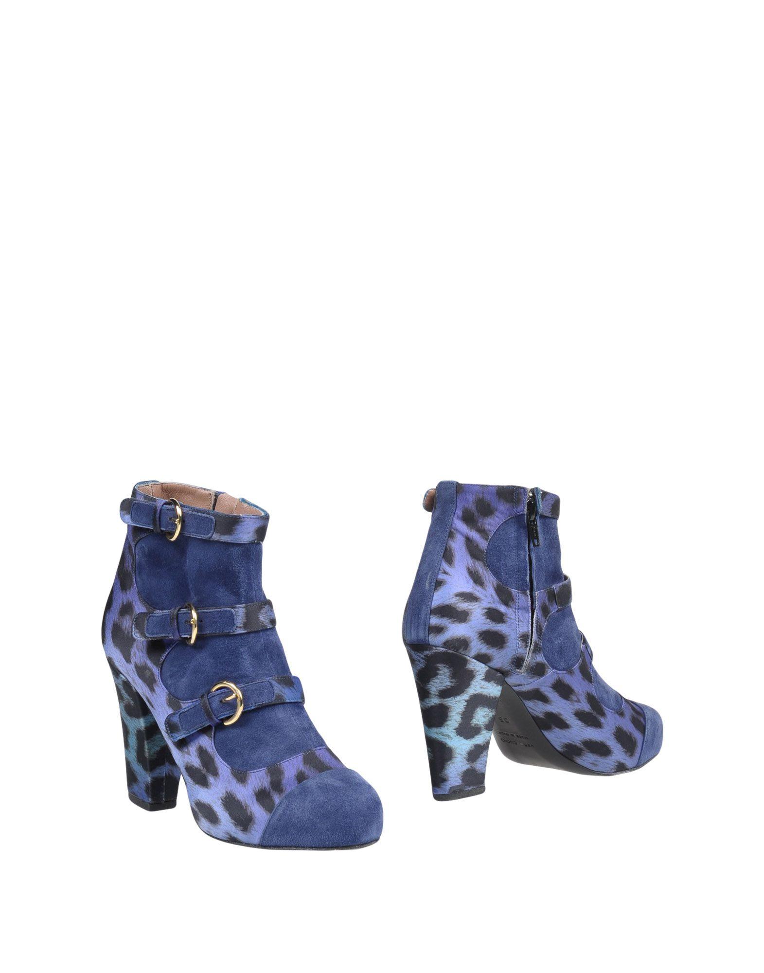 Gut um billige Schuhe zu tragenApologie Stiefelette Damen  11422937NC