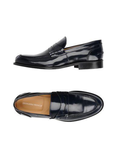 Zapatos con descuento Mocasín Leonardo Principi Hombre - Mocasines Leonardo Principi - 11422981PT Azul oscuro