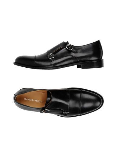 Zapatos con descuento Mocasín Leonardo Principi Hombre - Mocasines Leonardo Principi - 11423009WX Negro