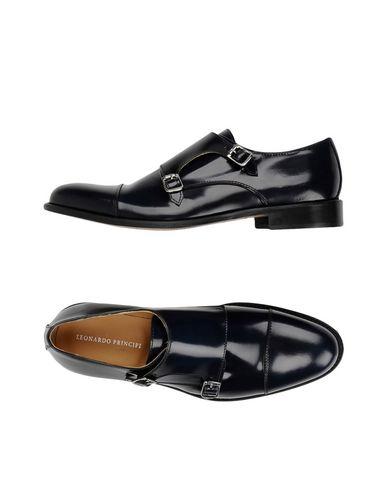 Zapatos con descuento Mocasín Leonardo Principi Hombre - Mocasines Leonardo Principi - 11423011TV Azul oscuro