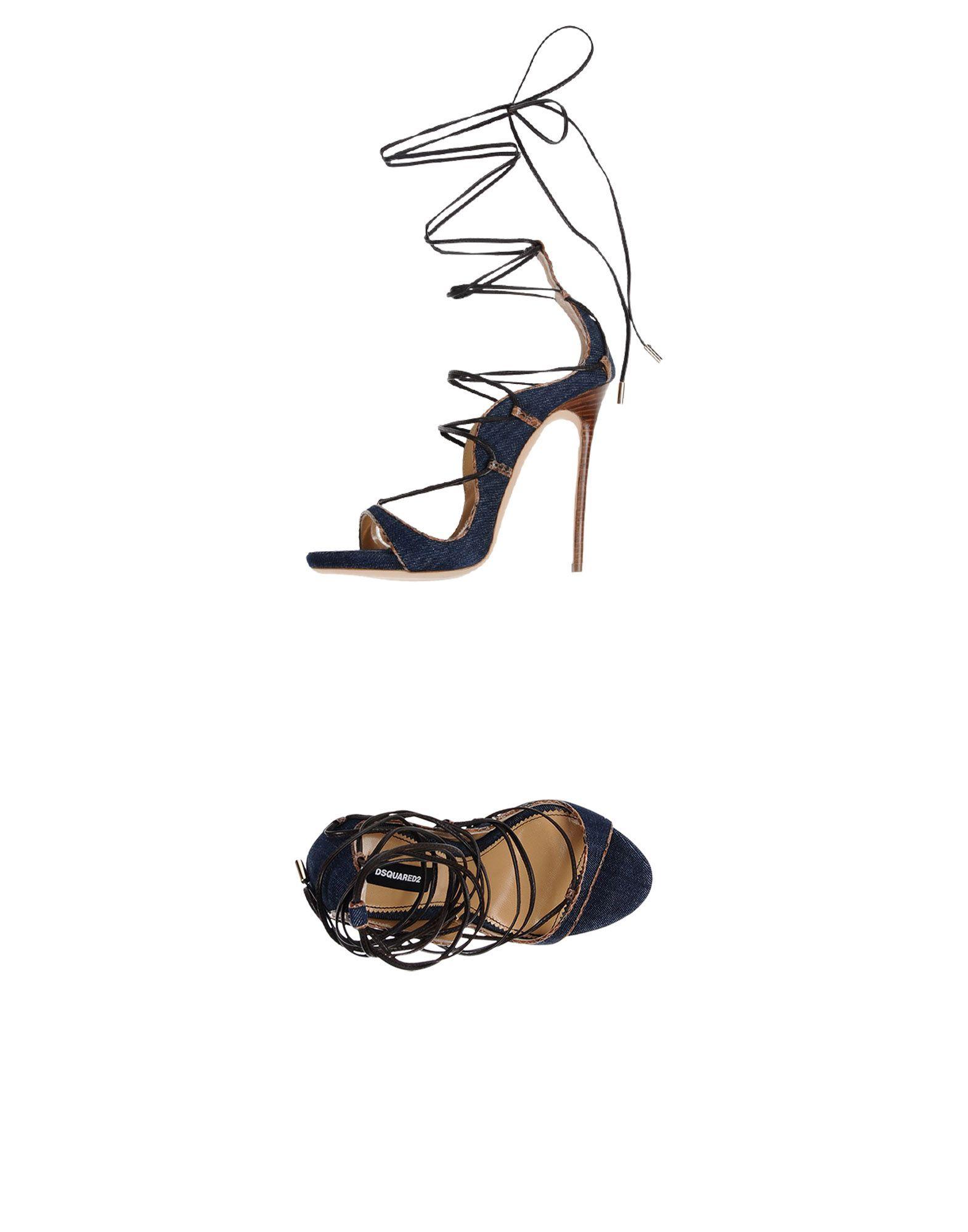Dsquared2 gut Sandalen Damen  11423126KUGünstige gut Dsquared2 aussehende Schuhe e14e7e