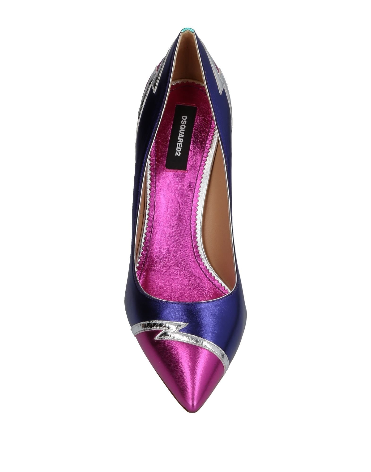 Dsquared2 Pumps aussehende Damen  11423226JBGünstige gut aussehende Pumps Schuhe 8b1729