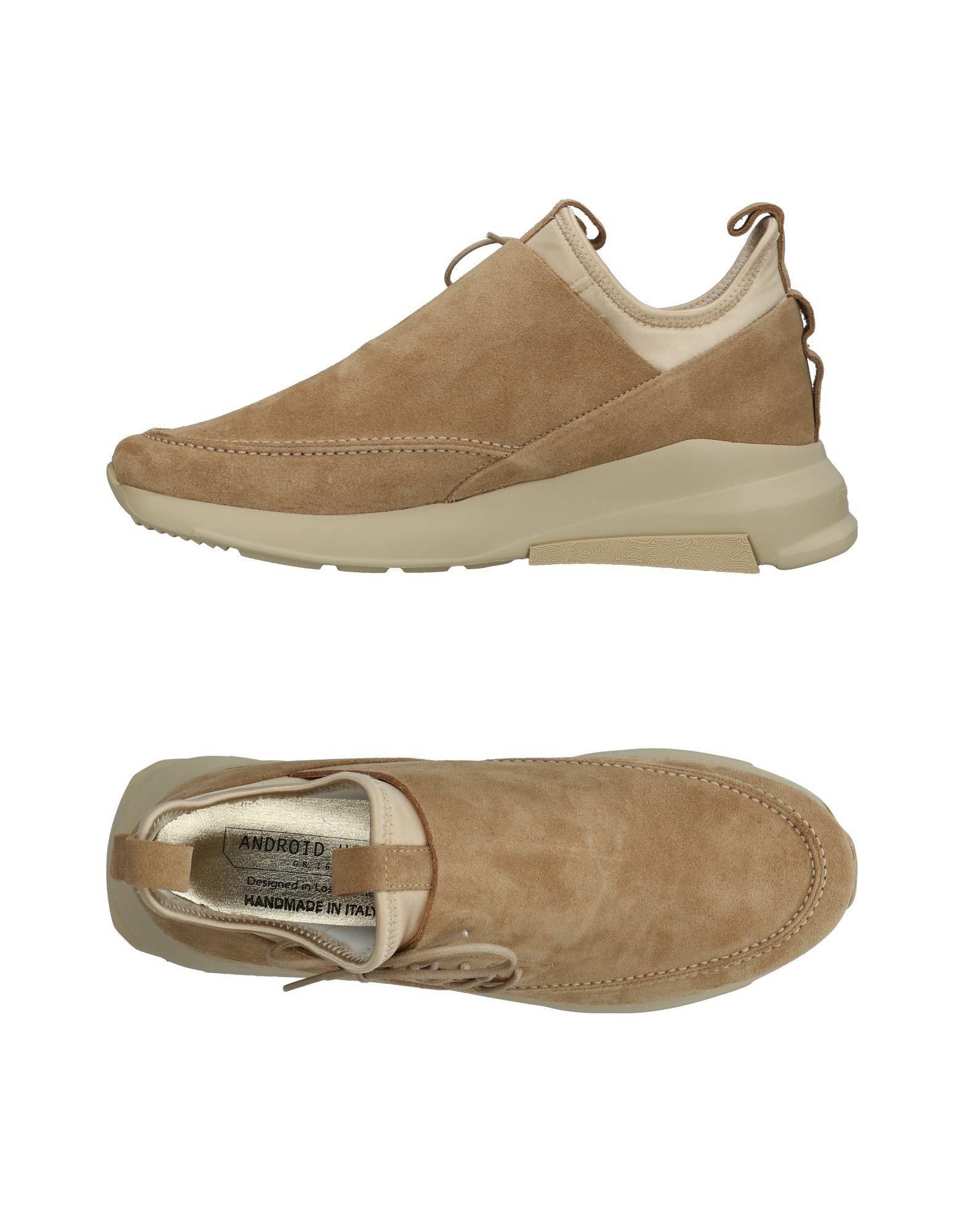 Rabatt echte Schuhe Android Homme Sneakers Herren  11423244FK