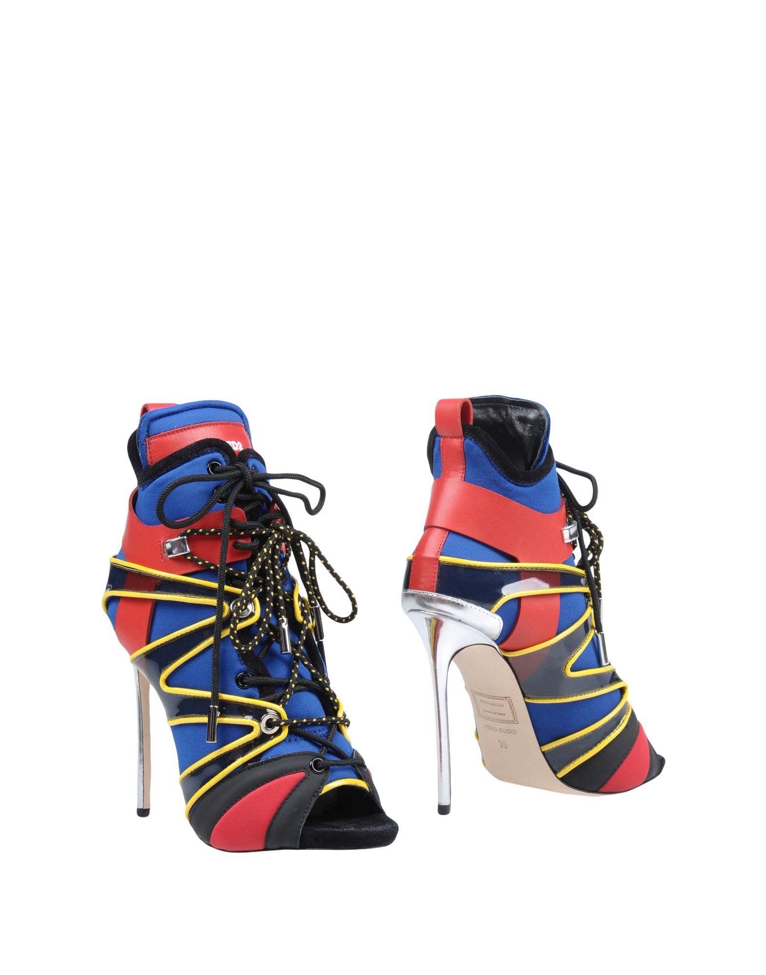 Dsquared2 Stiefelette Damen  11423247CCGünstige gut aussehende Schuhe