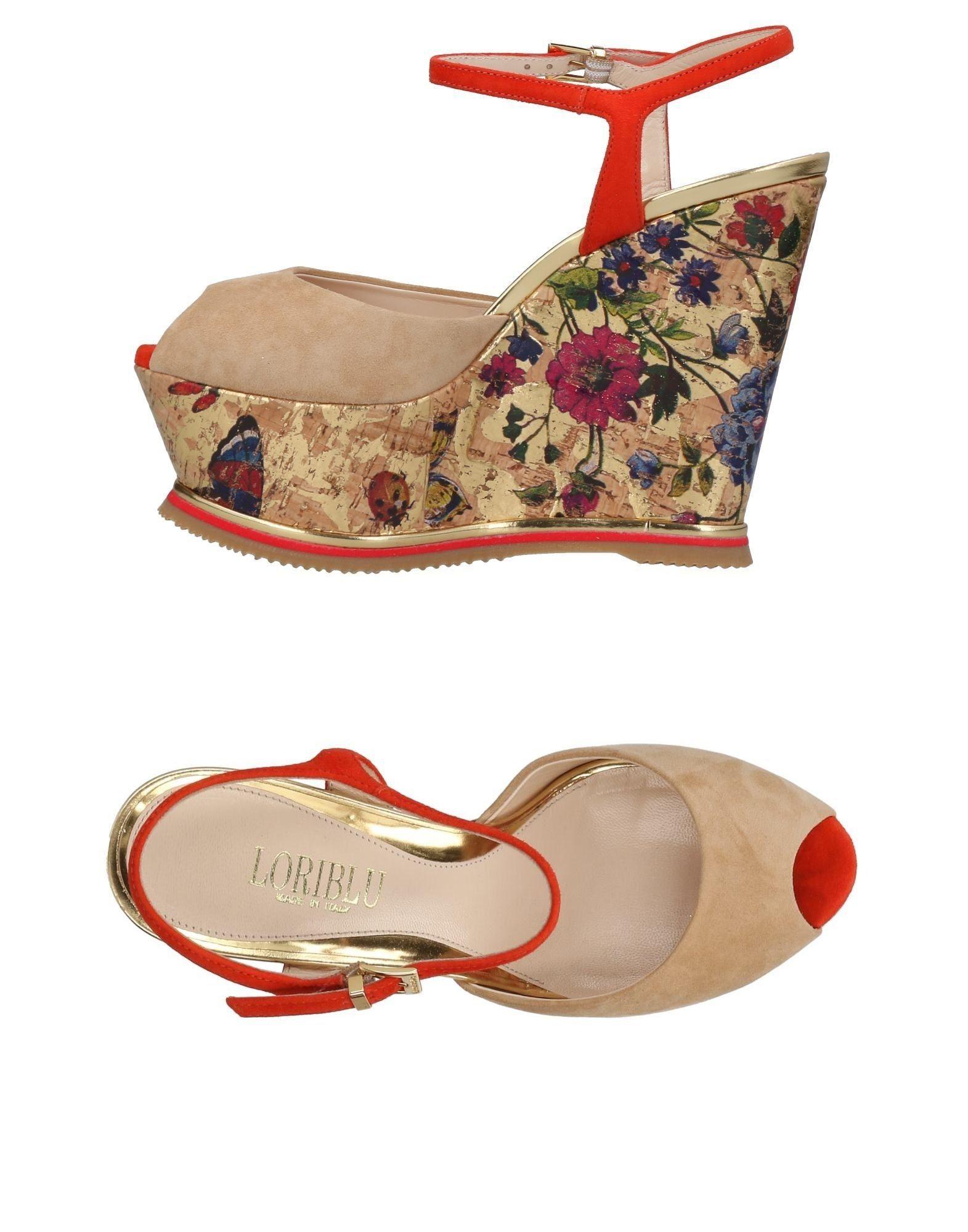 Gut tragenLoriblu um billige Schuhe zu tragenLoriblu Gut Sandalen Damen  11423396PQ dee9cb
