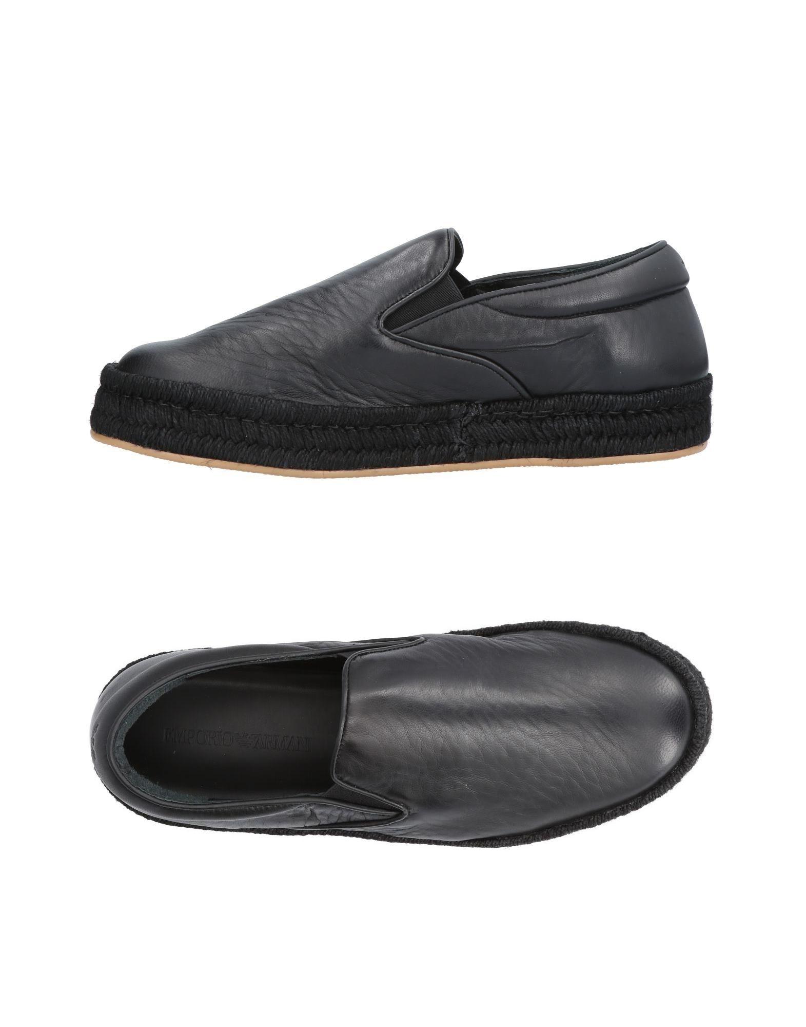 Emporio Armani Espadrilles Herren  11423440BJ Gute Qualität beliebte Schuhe