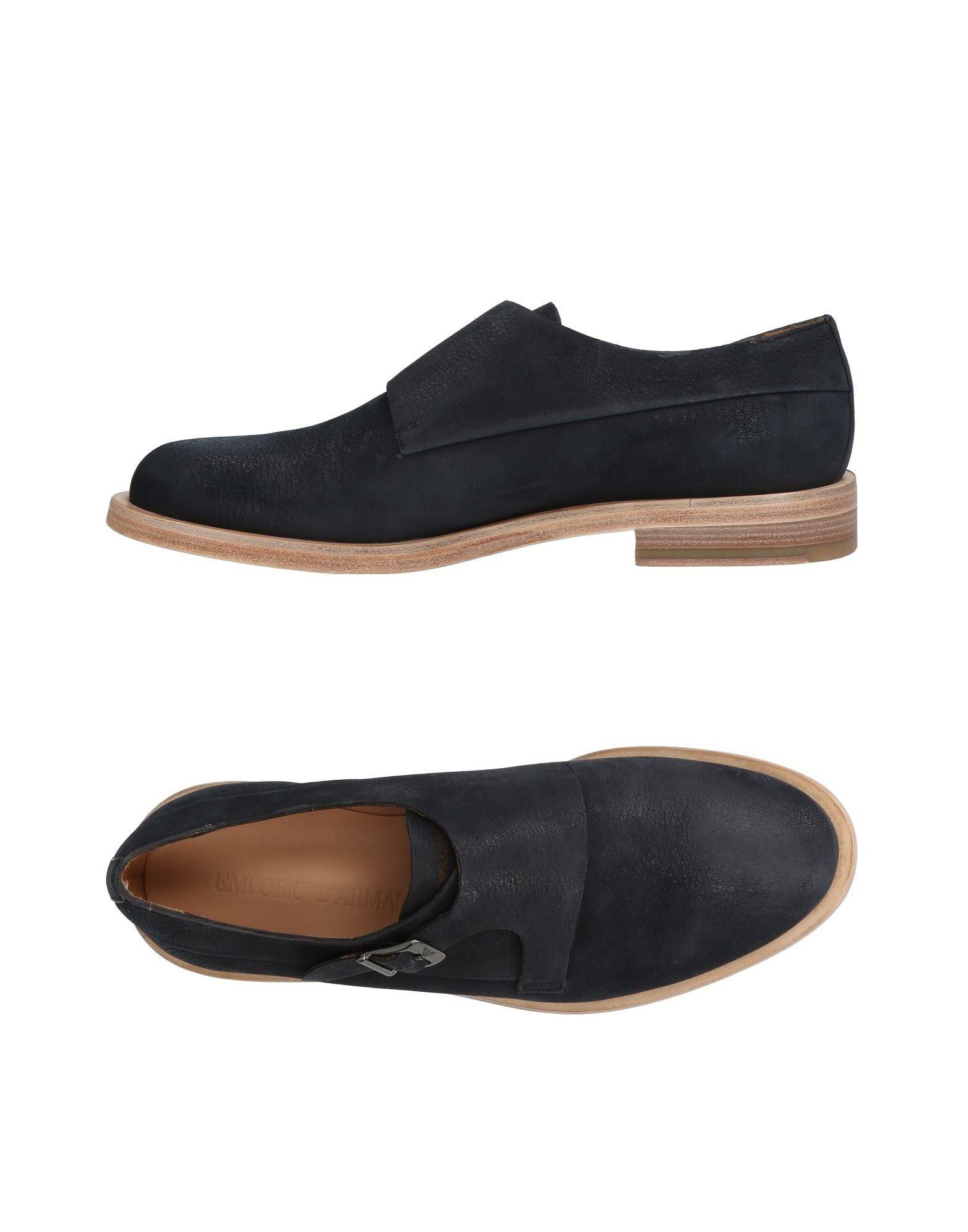 Emporio Armani Mokassins Herren  Schuhe 11423456LR Gute Qualität beliebte Schuhe  0946a5