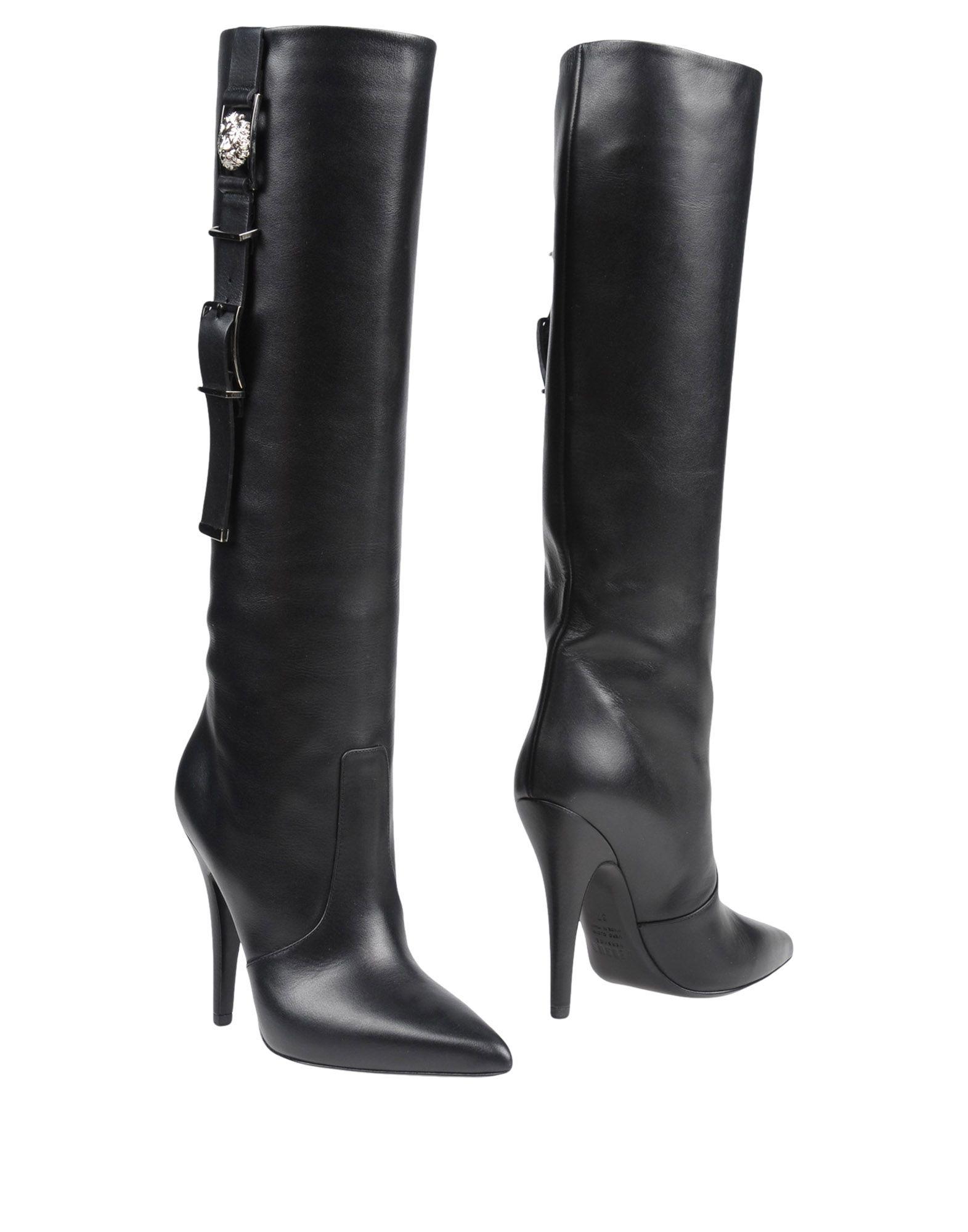 Versus Versace Stiefel Damen  Schuhe 11423457ORGünstige gut aussehende Schuhe  c5b1e9