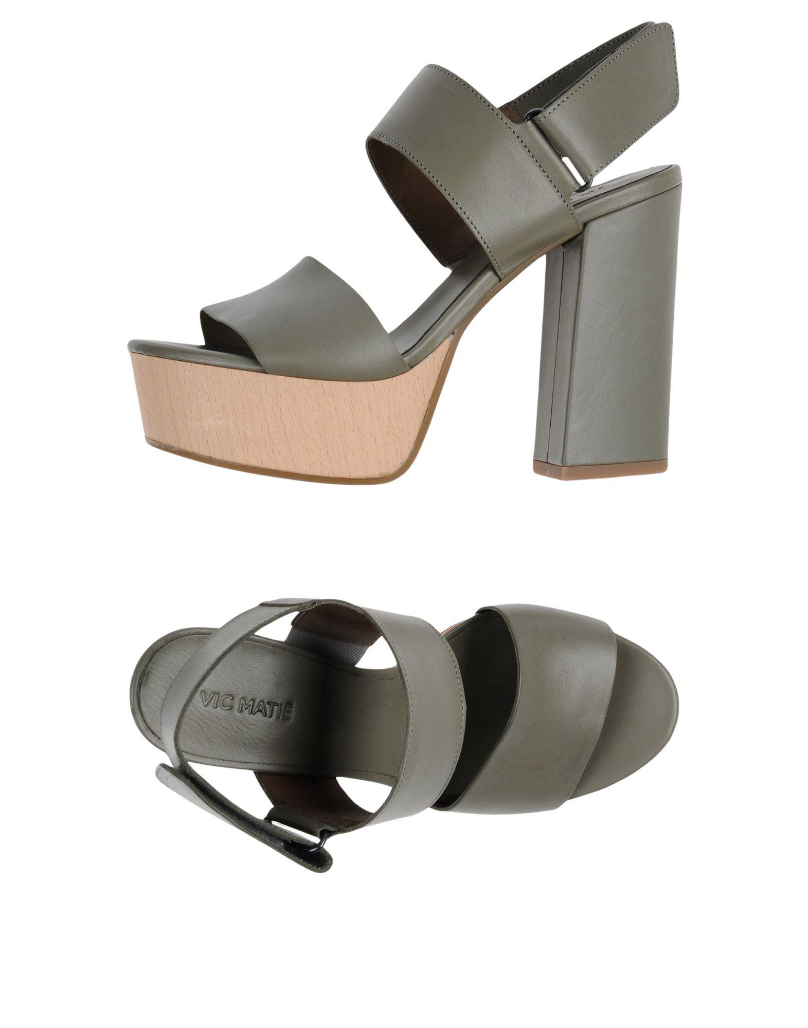 Vic Matiē Sandalen Gute Damen  11423612QM Gute Sandalen Qualität beliebte Schuhe 2bf310