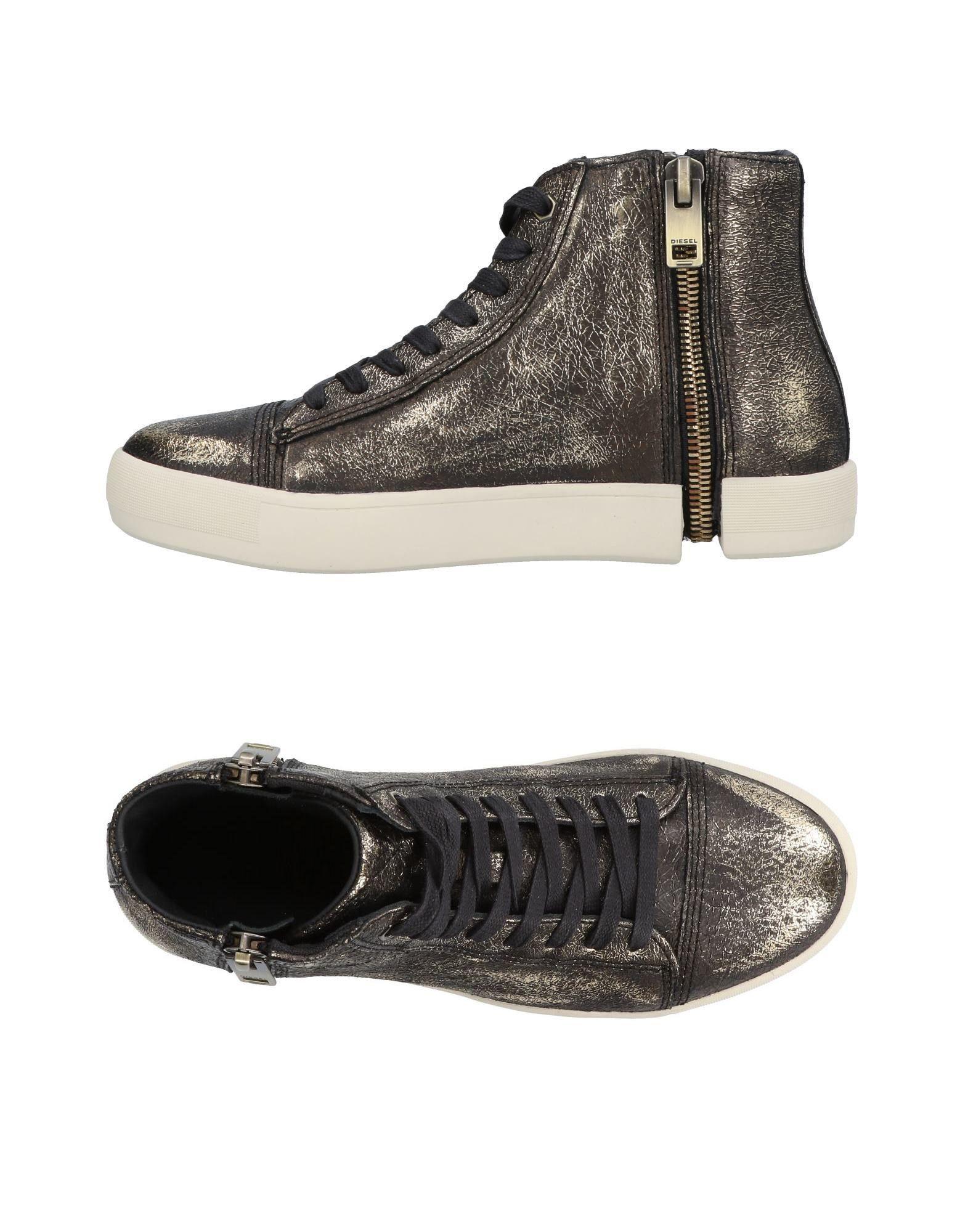 Günstige und modische Schuhe Diesel Sneakers Damen  11423627VB