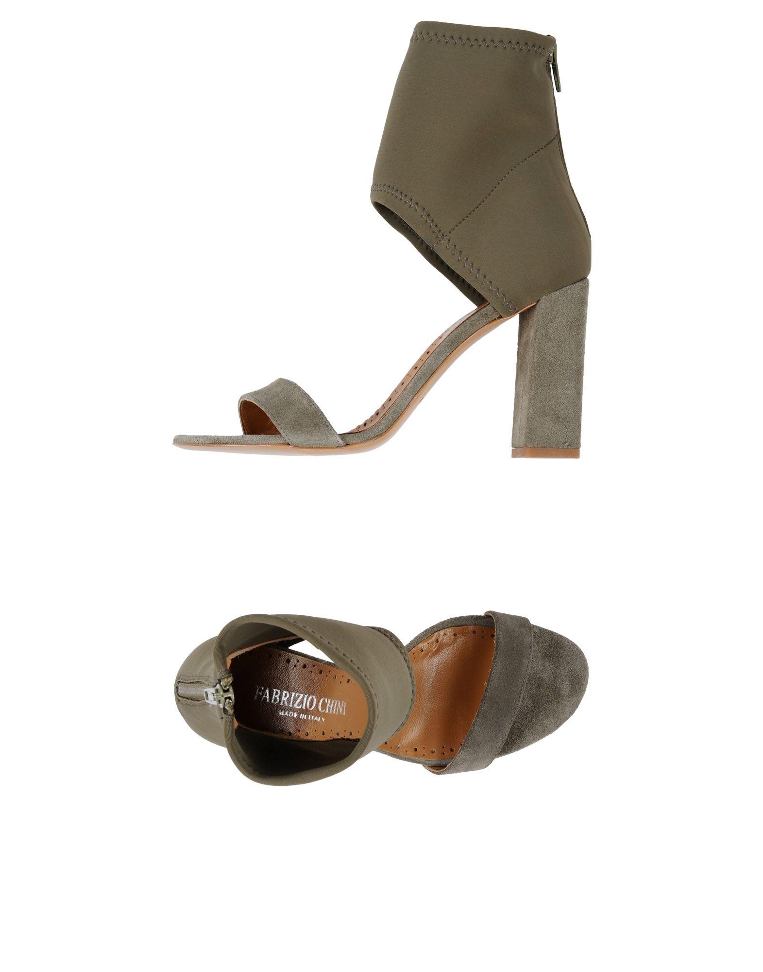 Fabrizio Chini Sandalen Damen  11423662RH Gute Qualität beliebte Schuhe