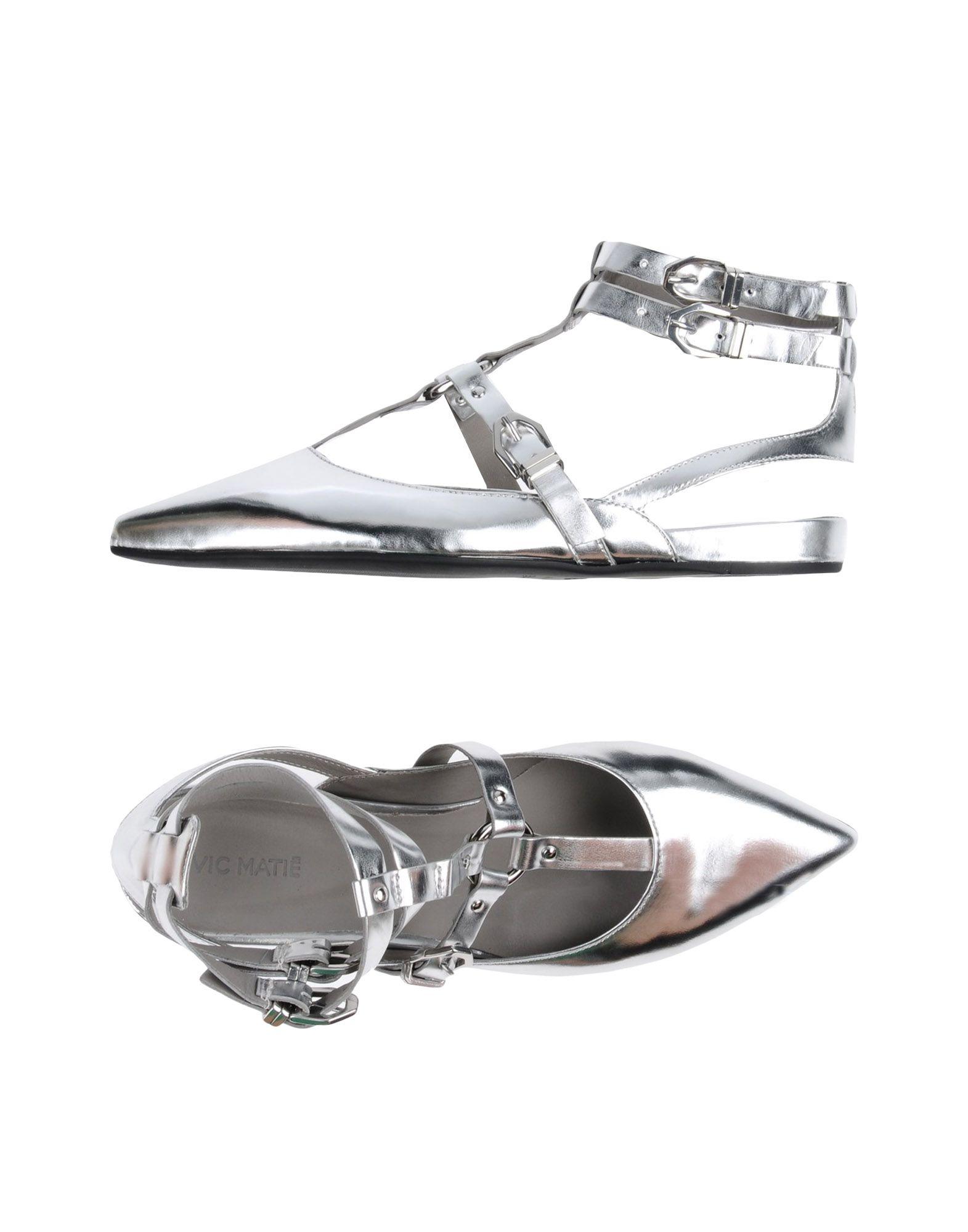 Stilvolle billige Schuhe Vic Matiē Ballerinas Damen  11423671TQ